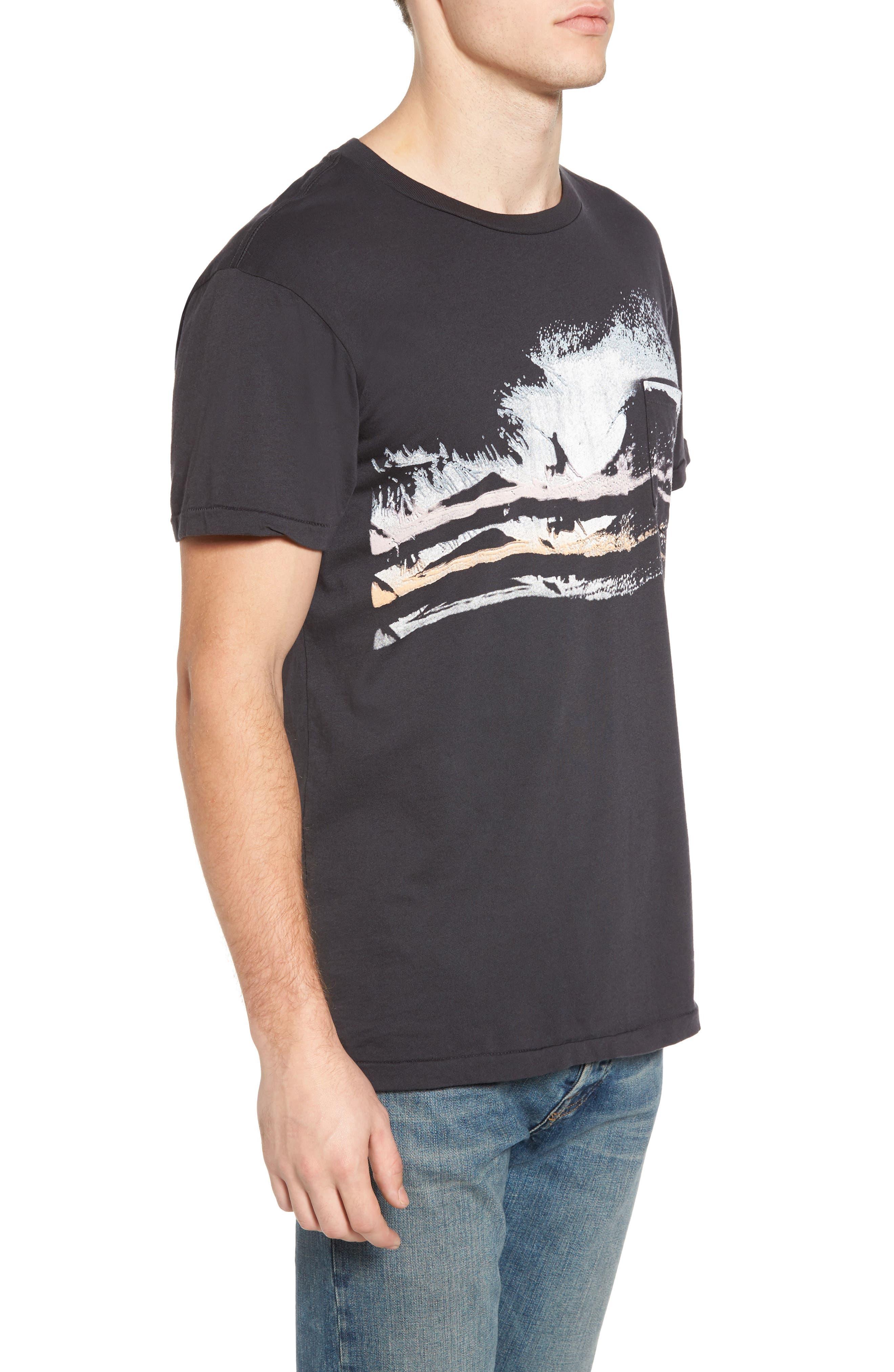 Alternate Image 3  - Sol Angeles Night Surf Pocket T-Shirt