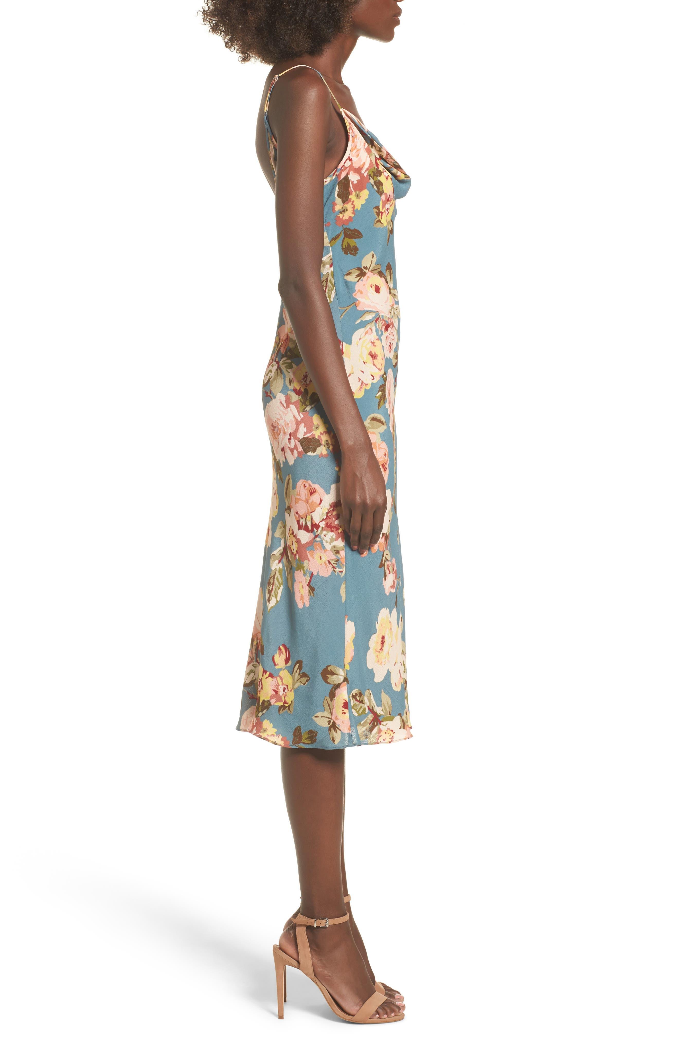 Alternate Image 3  - Privacy Please Ozark Midi Dress
