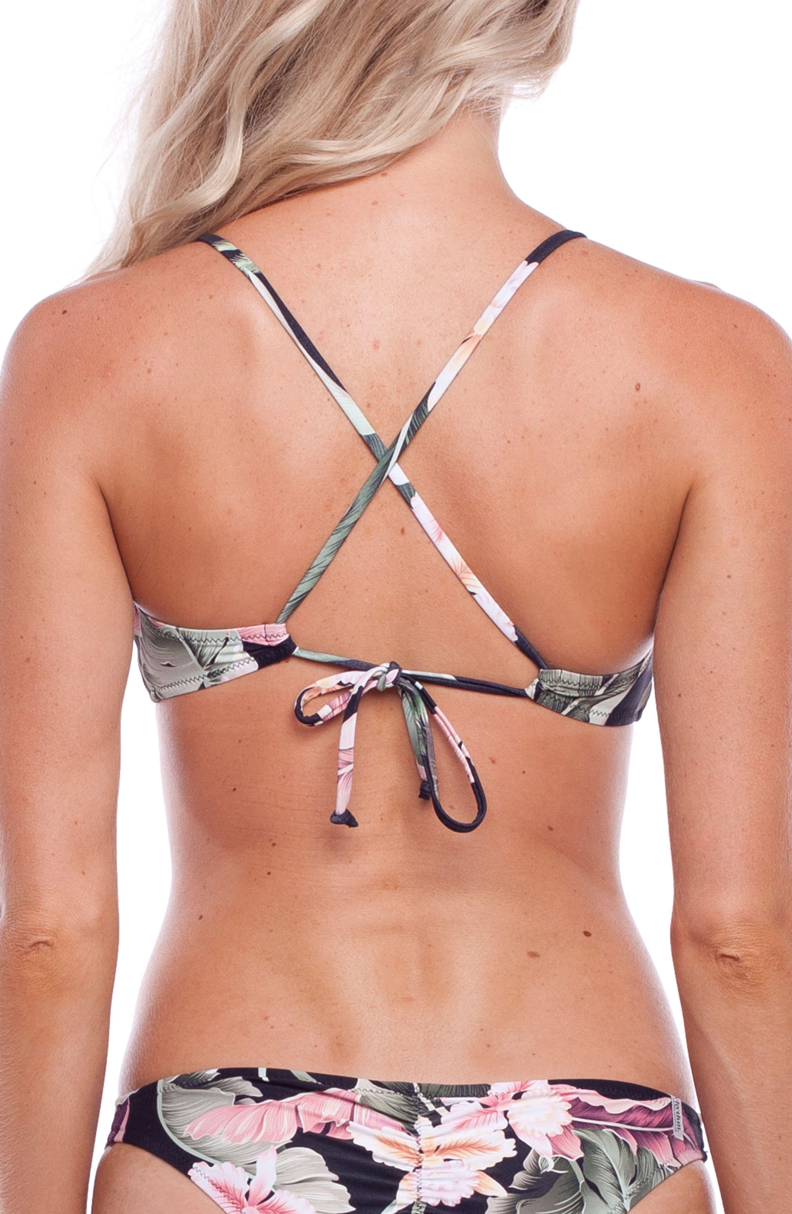 Alternate Image 2  - Rhythm Islander Scoop Bikini Top