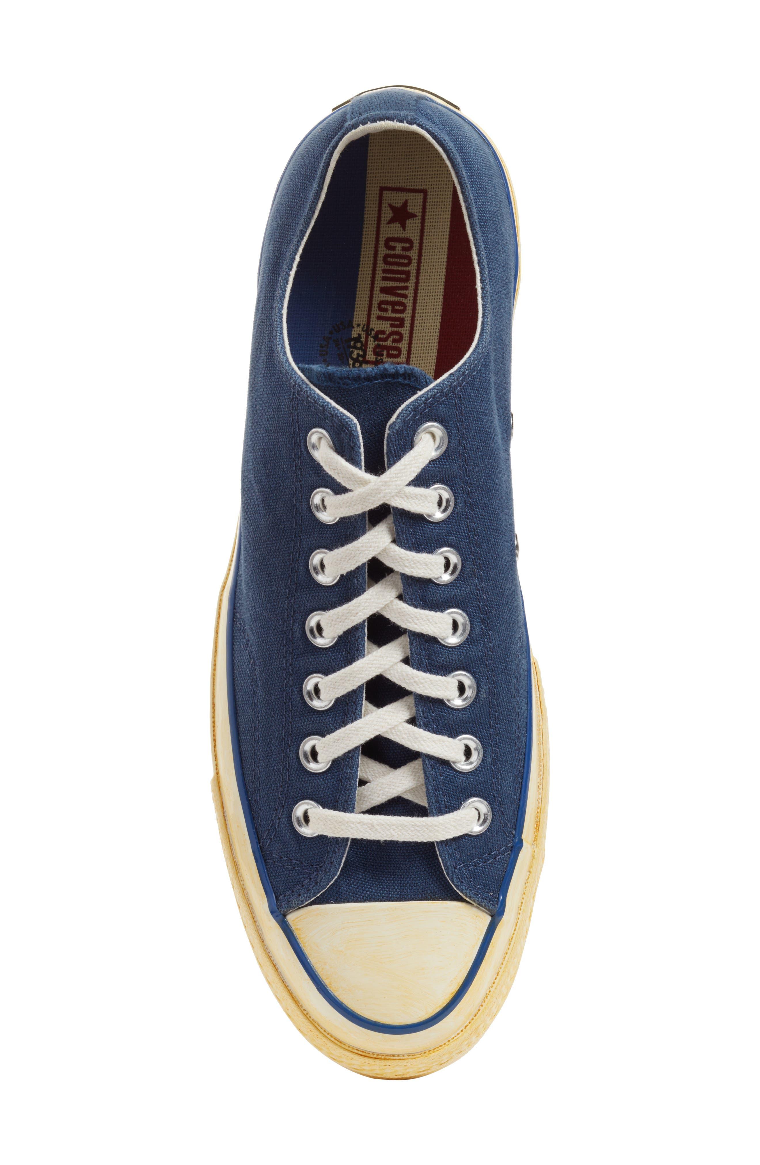 Alternate Image 5  - Converse Chuck Taylor® All Star® 70 Low Top Sneaker (Men)