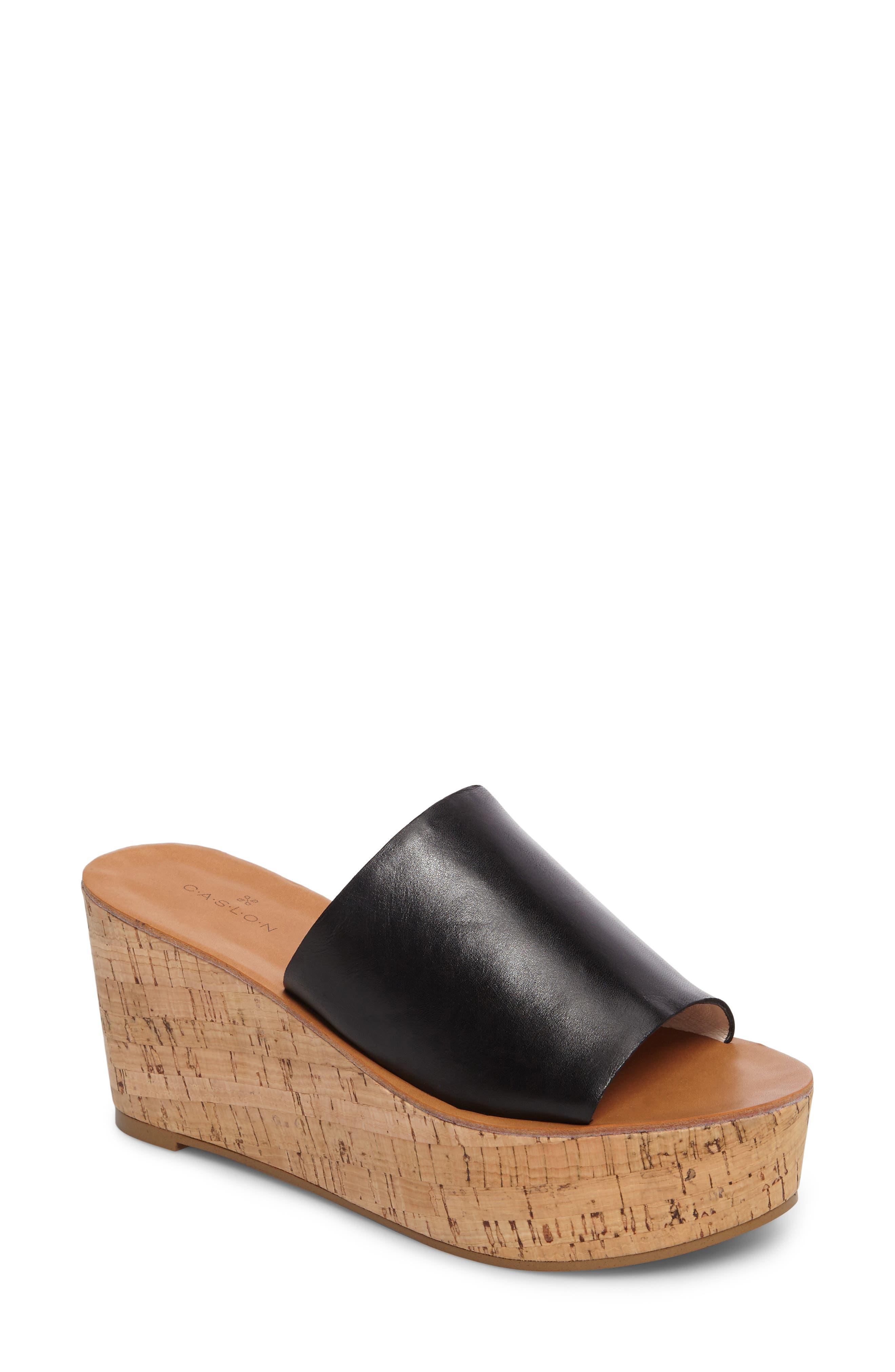 Alternate Image 1 Selected - Caslon® Hailey Platform Sandal (Women)