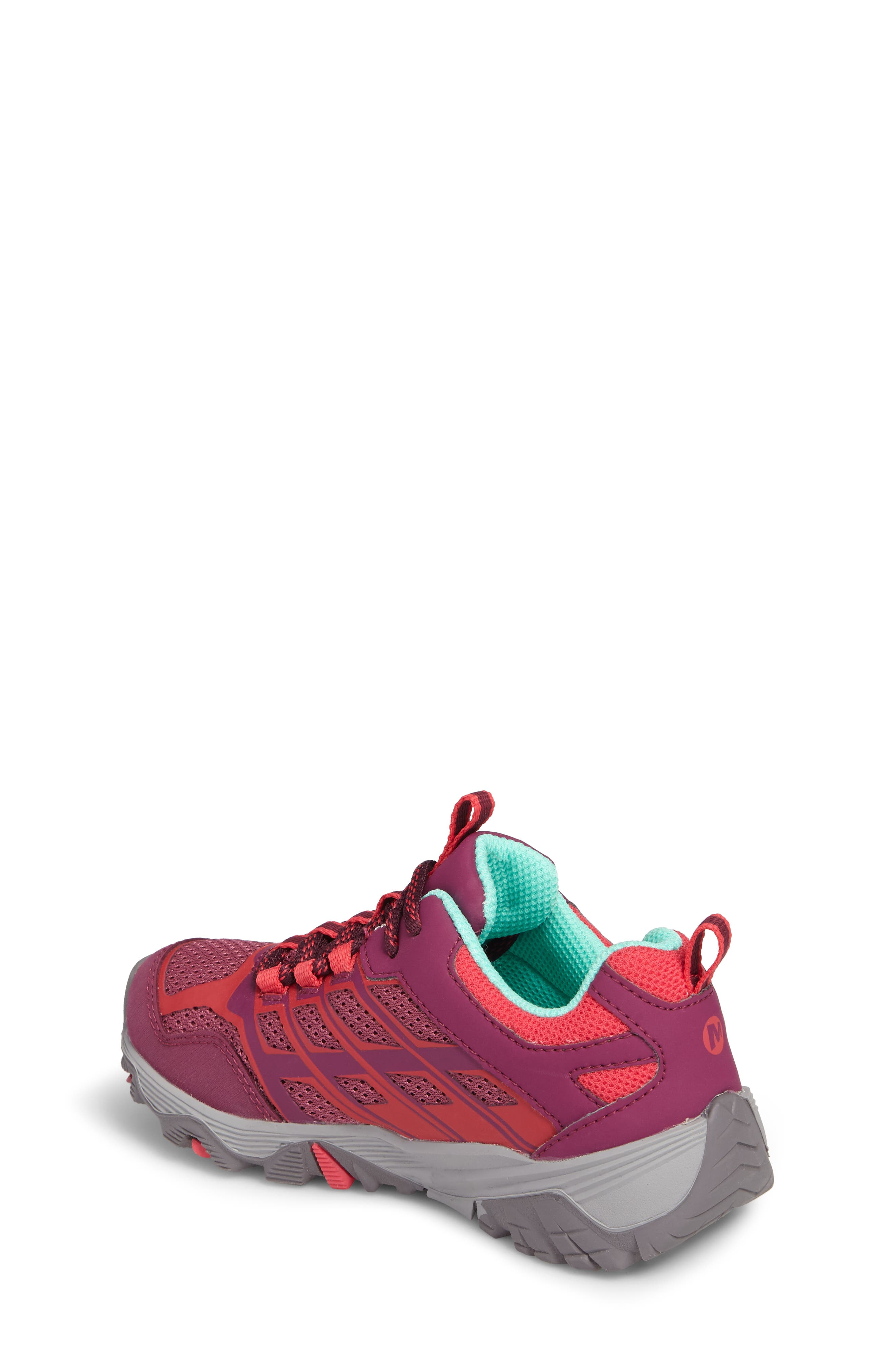 Alternate Image 2  - Merrell Moab FST Polar Low Waterproof Sneaker (Toddler, Little Kid & Big Kid)