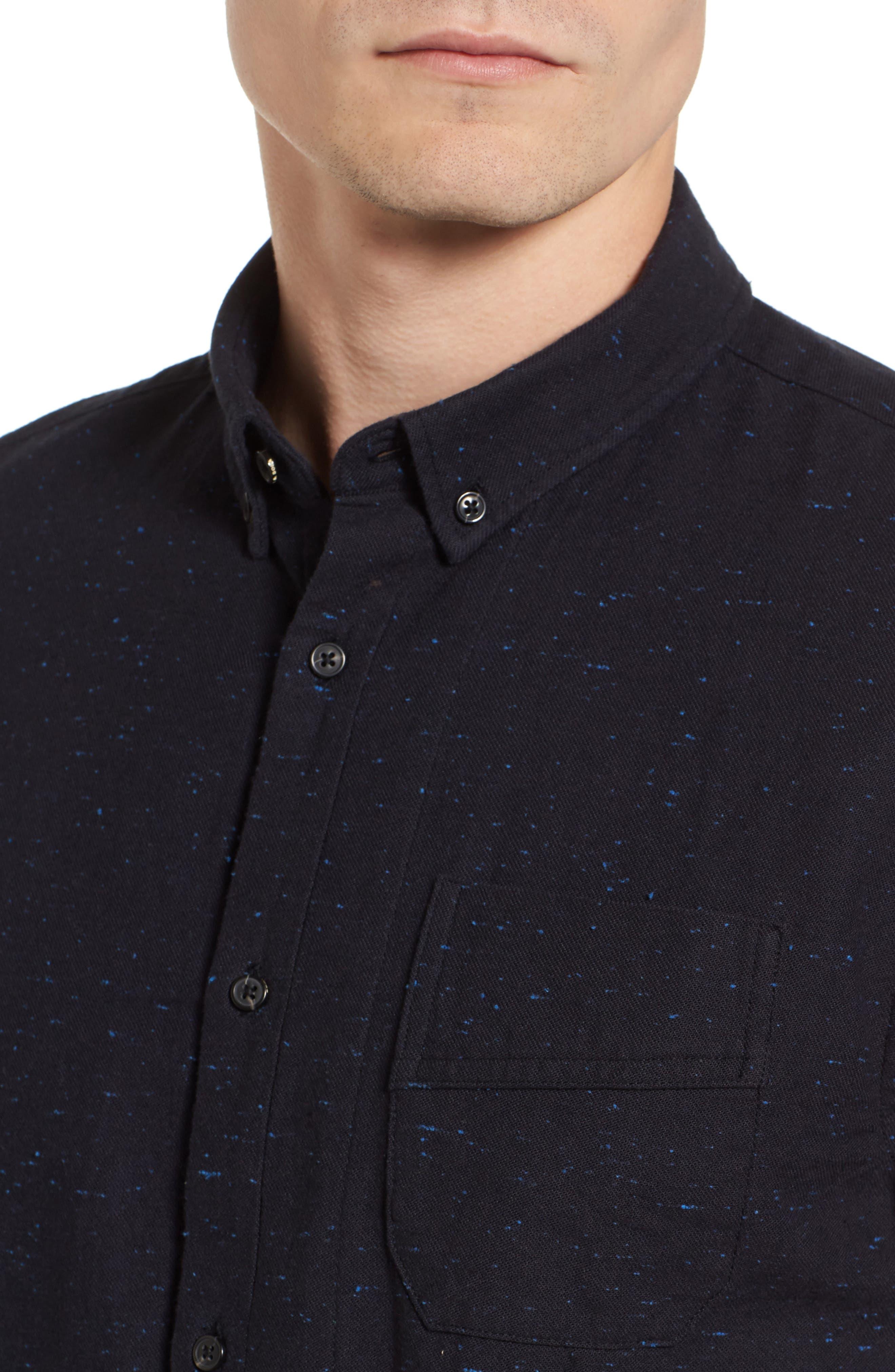 Alternate Image 4  - Scotch & Soda Chambray Shirt