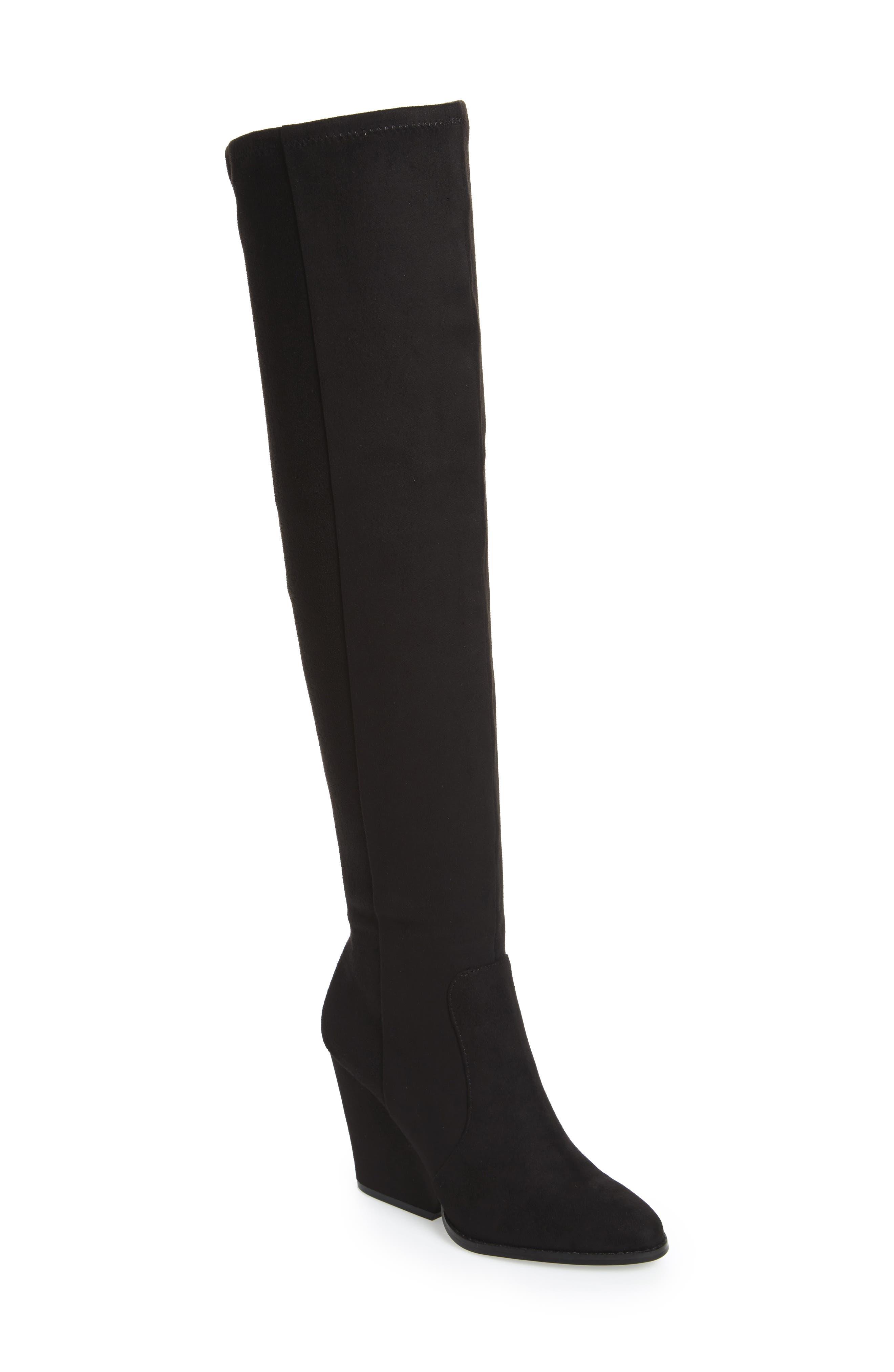 Calvin Klein Catia Over the Knee Boot (Women)