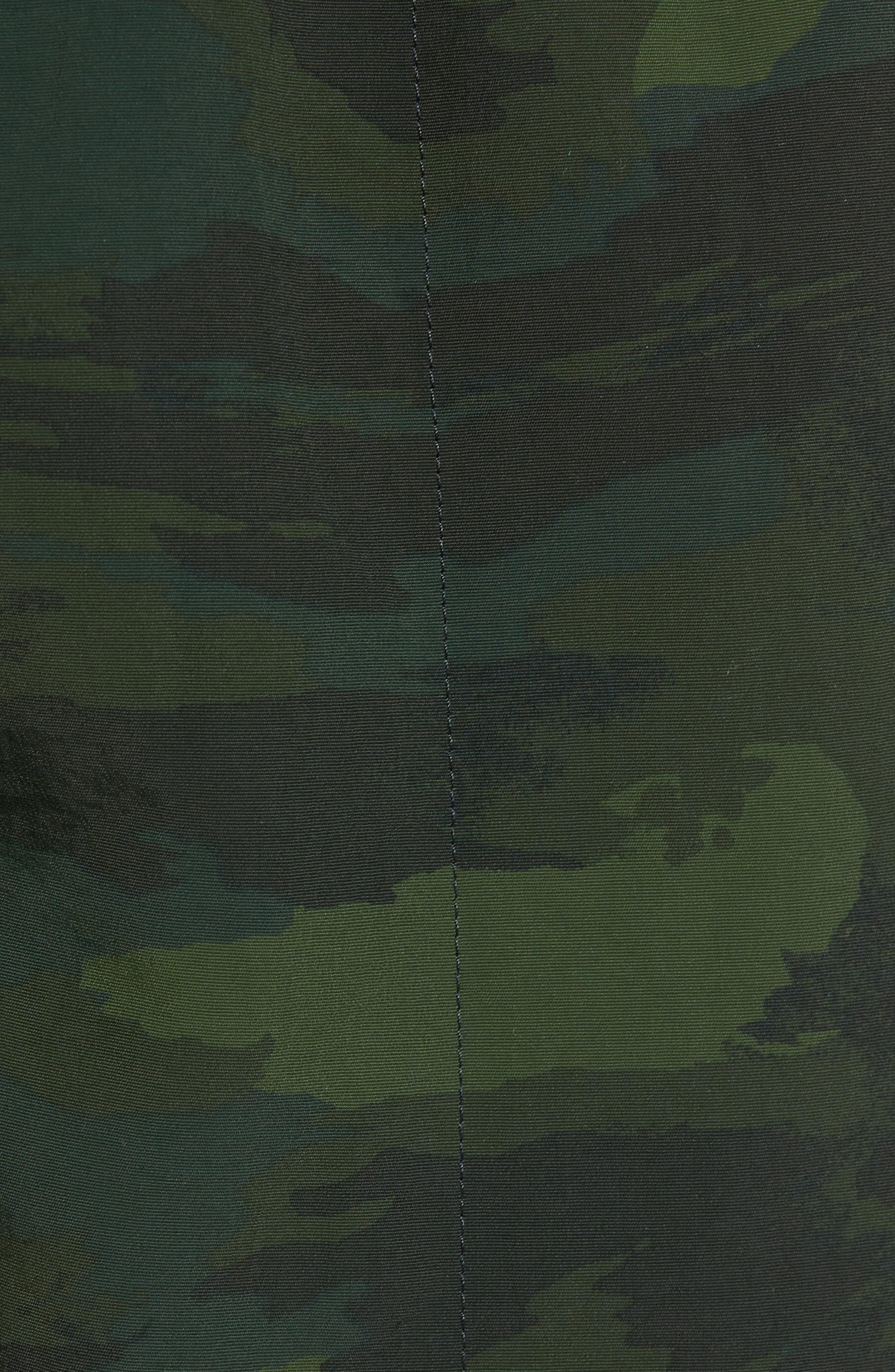 Baggies Longs Swim Trunks,                             Alternate thumbnail 5, color,                             El Nino Camo Carbon
