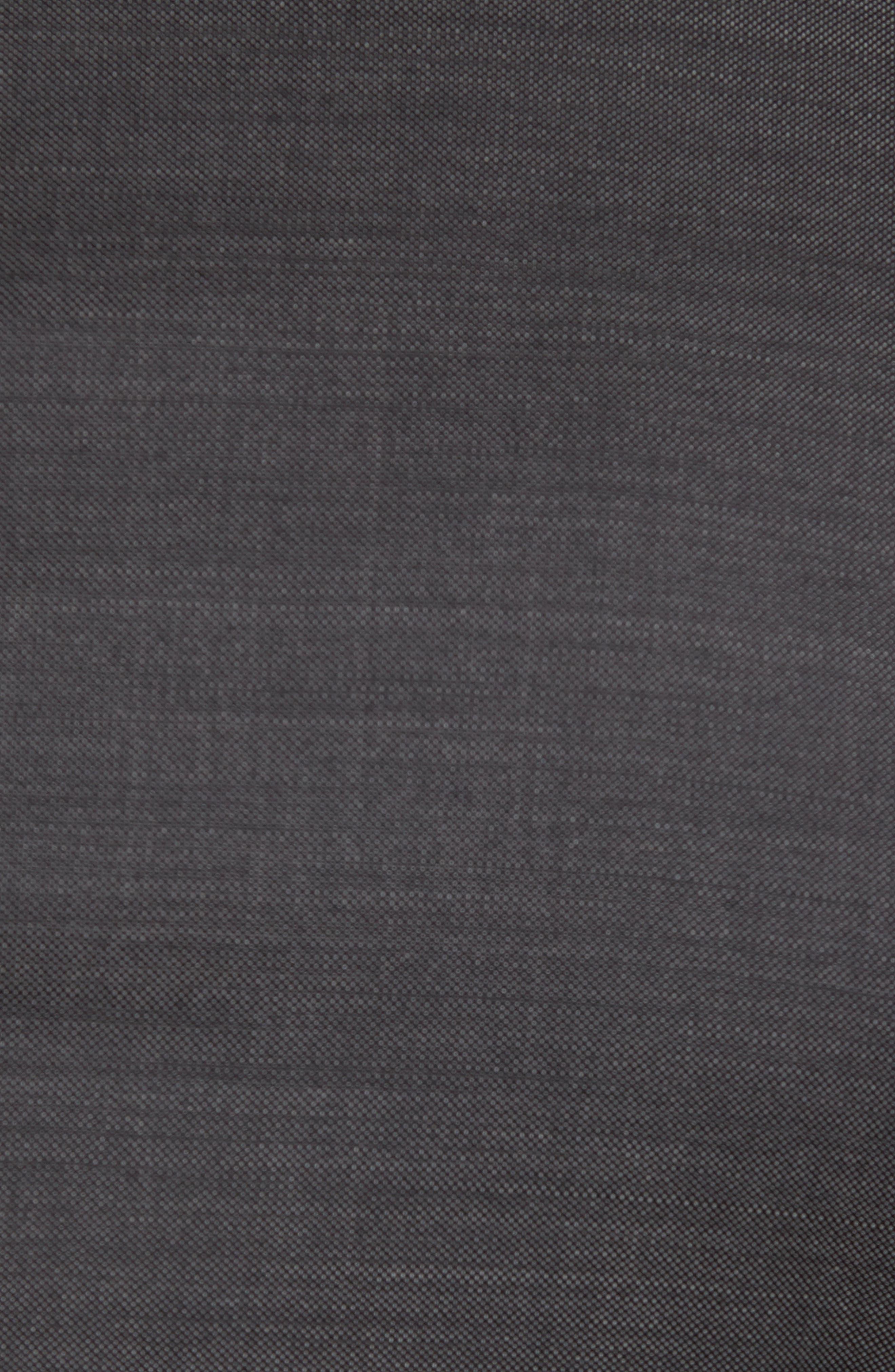 Huge/Genius Trim Fit Solid Wool Suit,                             Alternate thumbnail 7, color,                             Open Grey