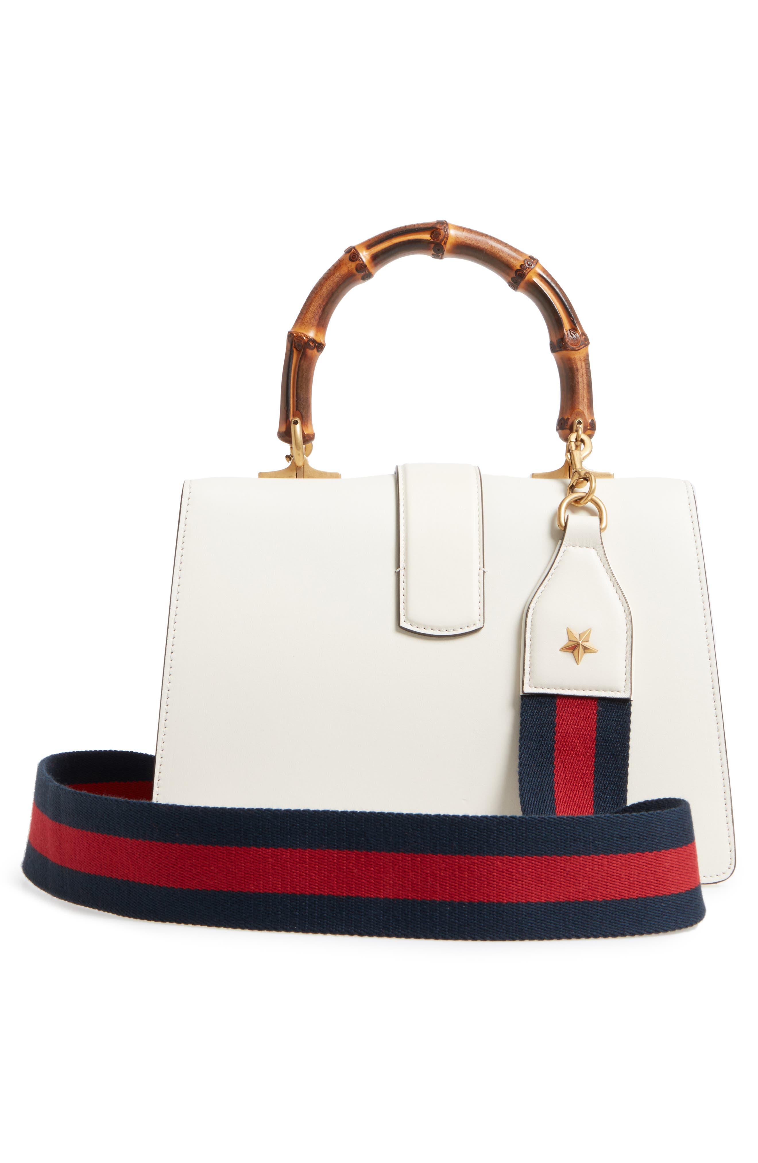 Alternate Image 2  - Gucci Small Dionysus Top Handle Leather Shoulder Bag