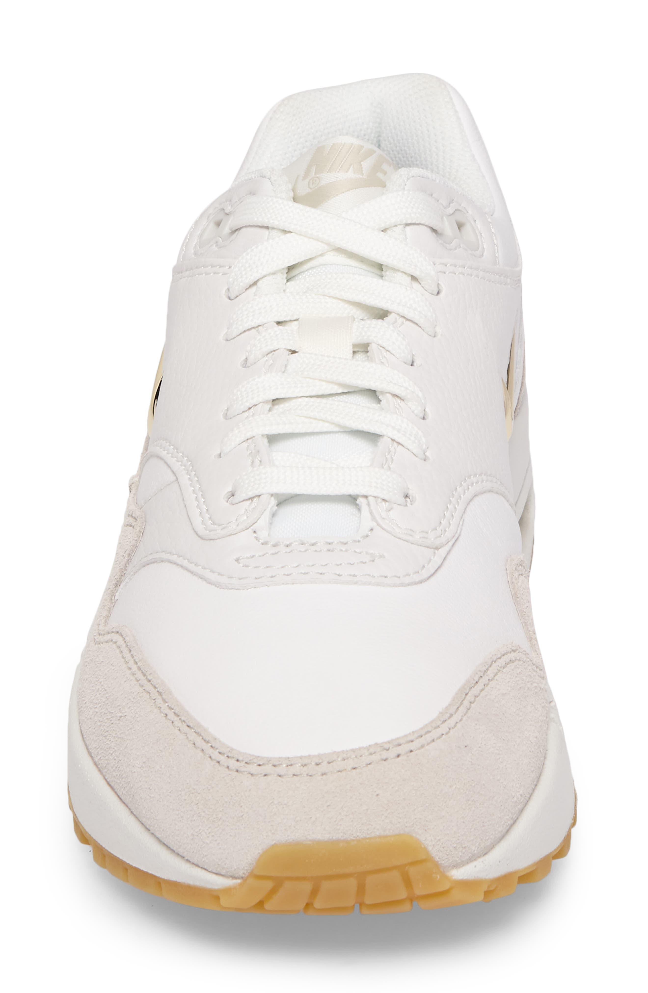 Alternate Image 4  - Nike Air Max 1 Premium SC Sneaker (Women)