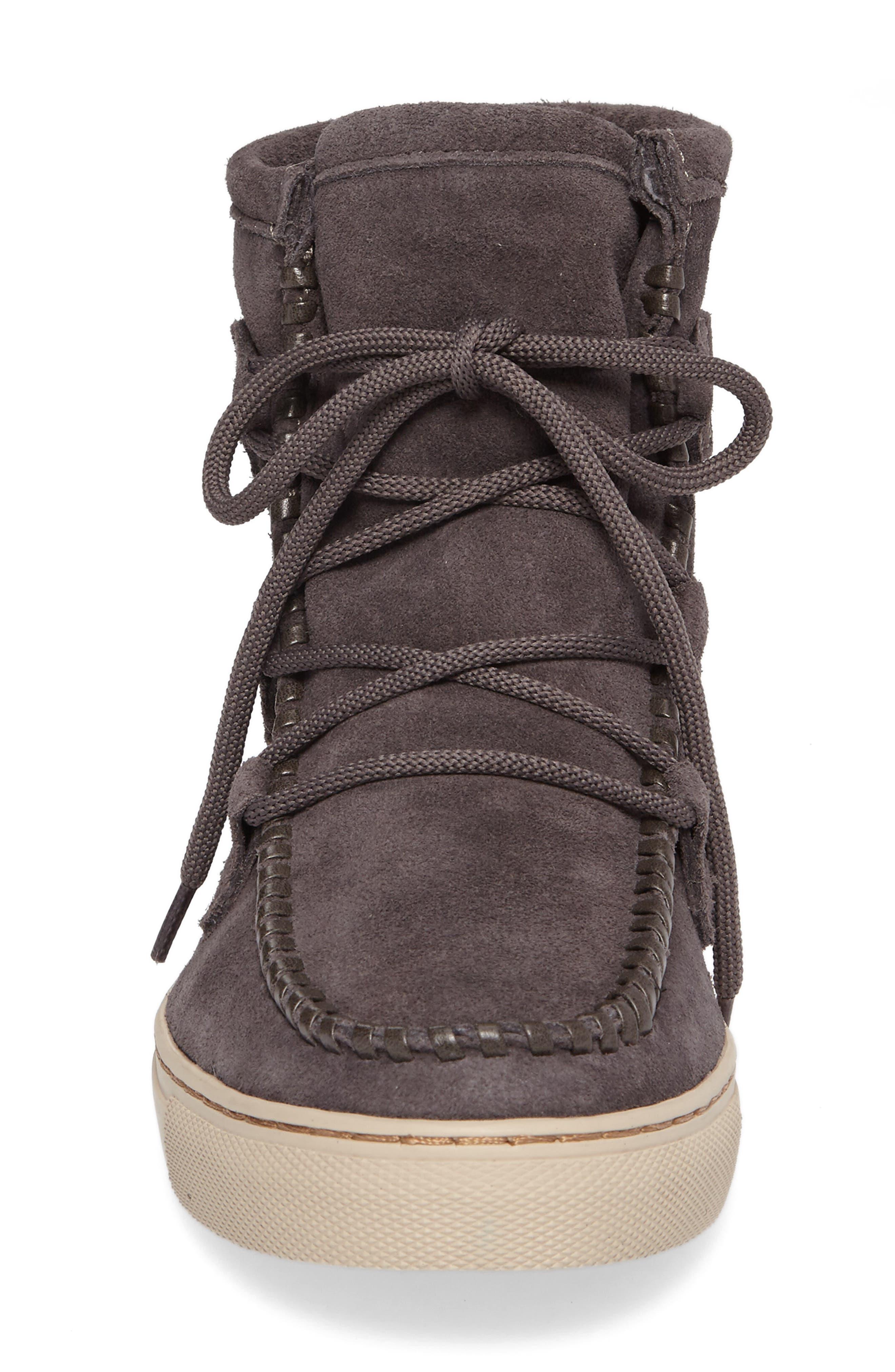 Alternate Image 4  - Cougar Fabiola Waterproof High Top Sneaker (Women)