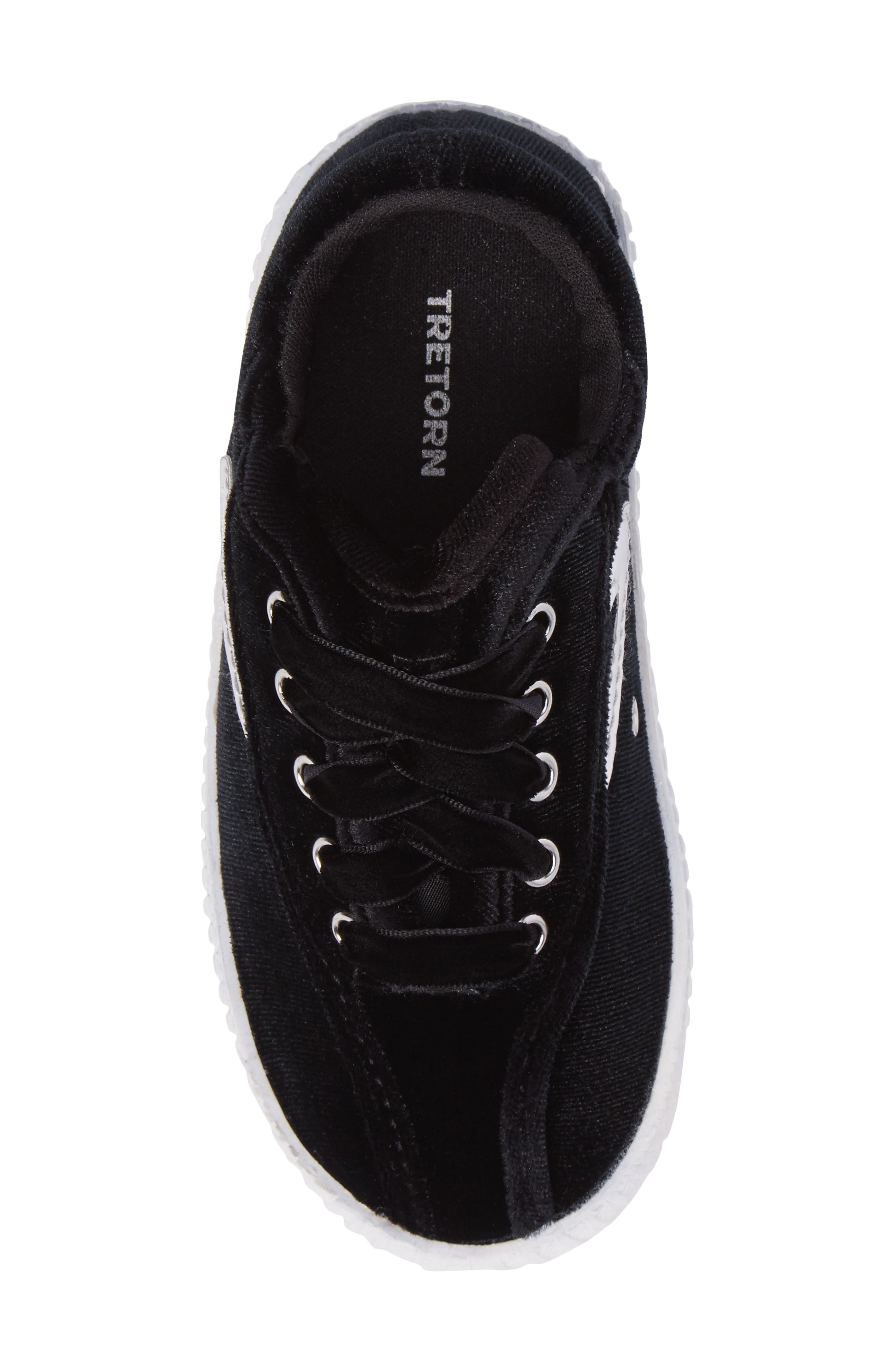 Alternate Image 5  - Tretorn NYLite Velvet Sneaker (Walker, Toddler, Little Kid & Big Kid)
