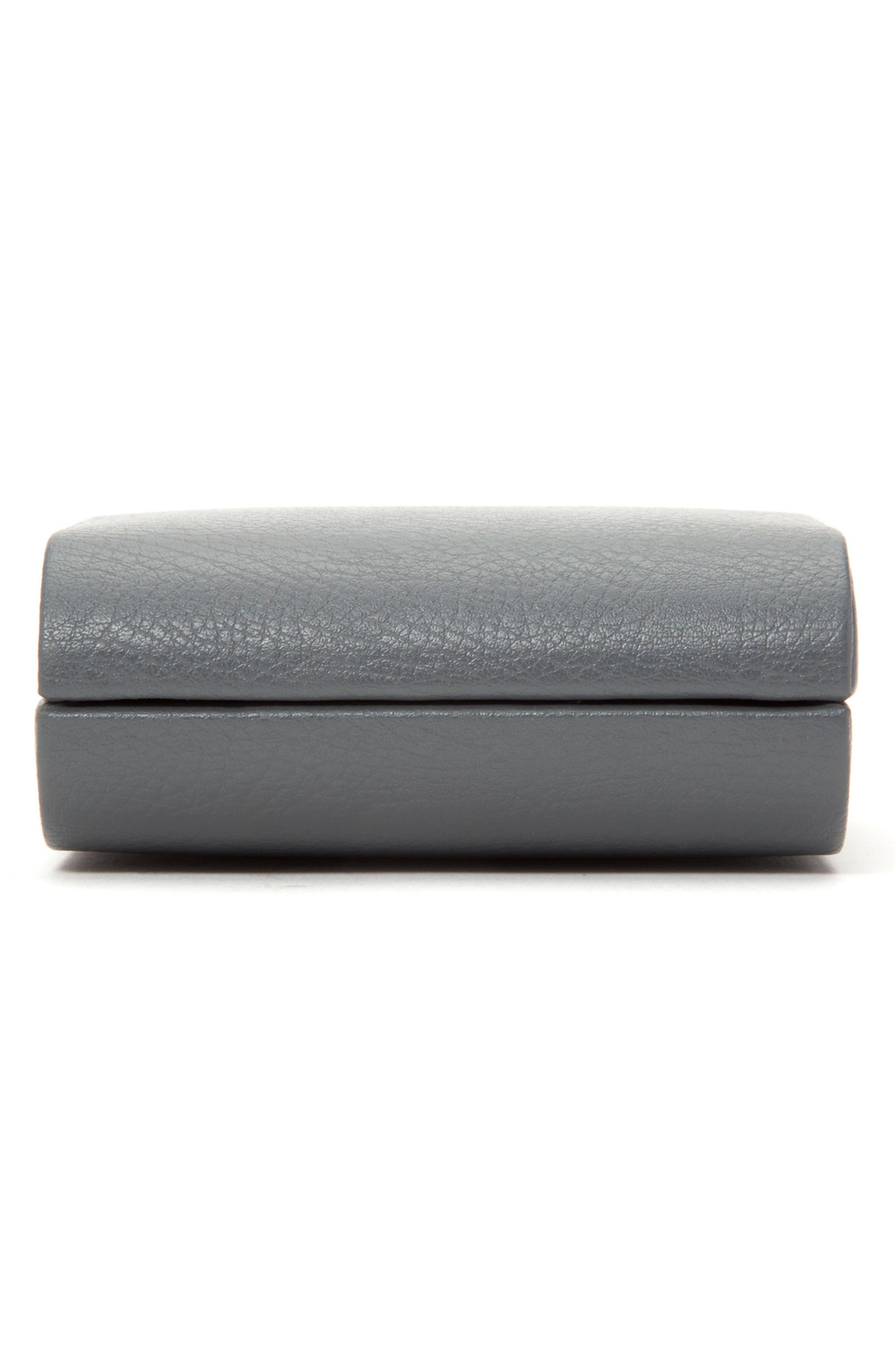 Howard Cuff Link Box,                         Main,                         color, Grey