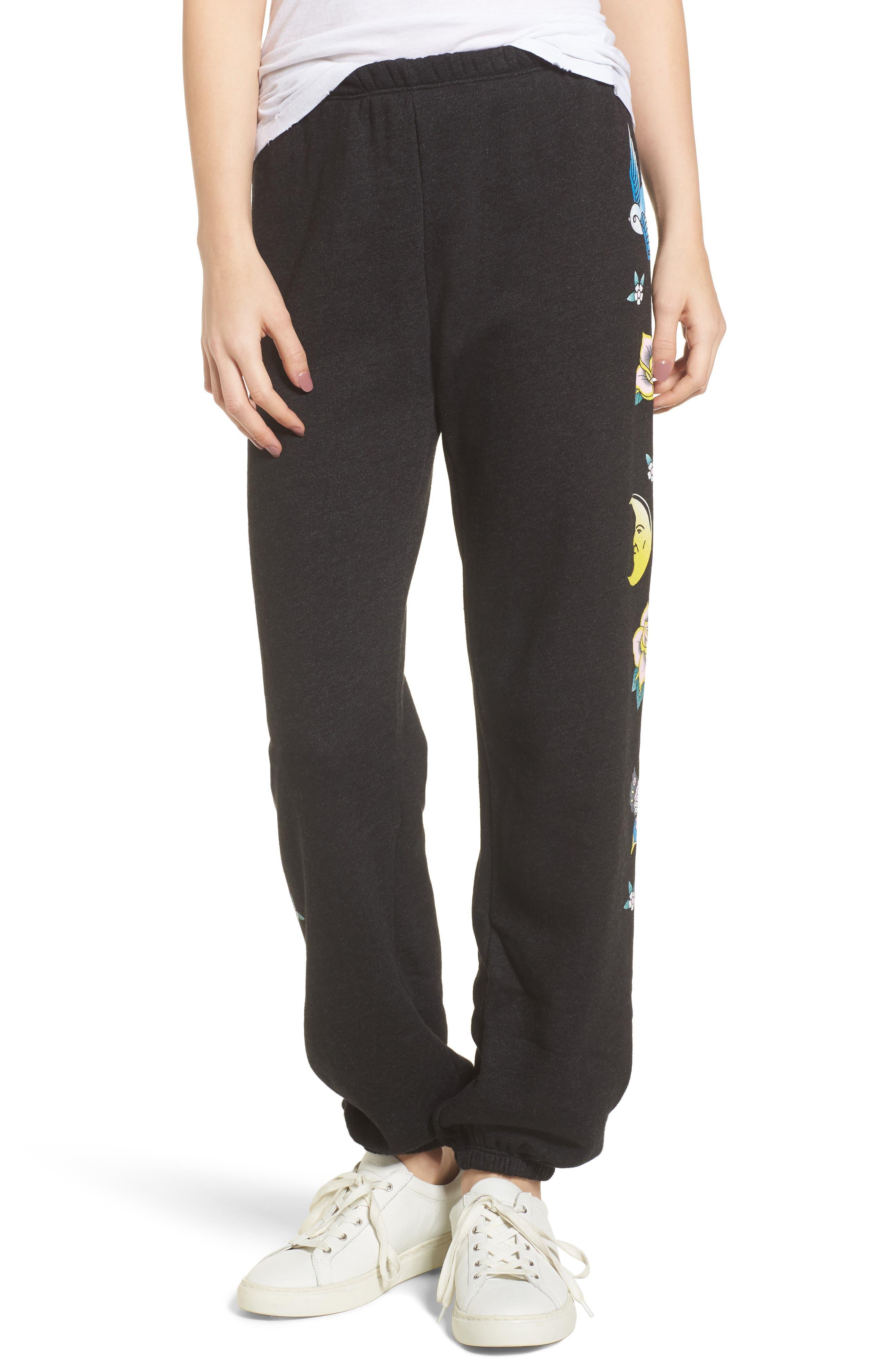 Flash Sweatpants,                             Main thumbnail 1, color,                             Black