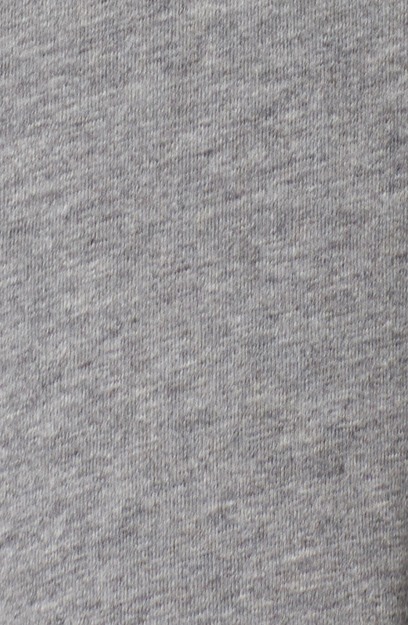 Alternate Image 6  - Nike Sportswear Futura Crop Tee