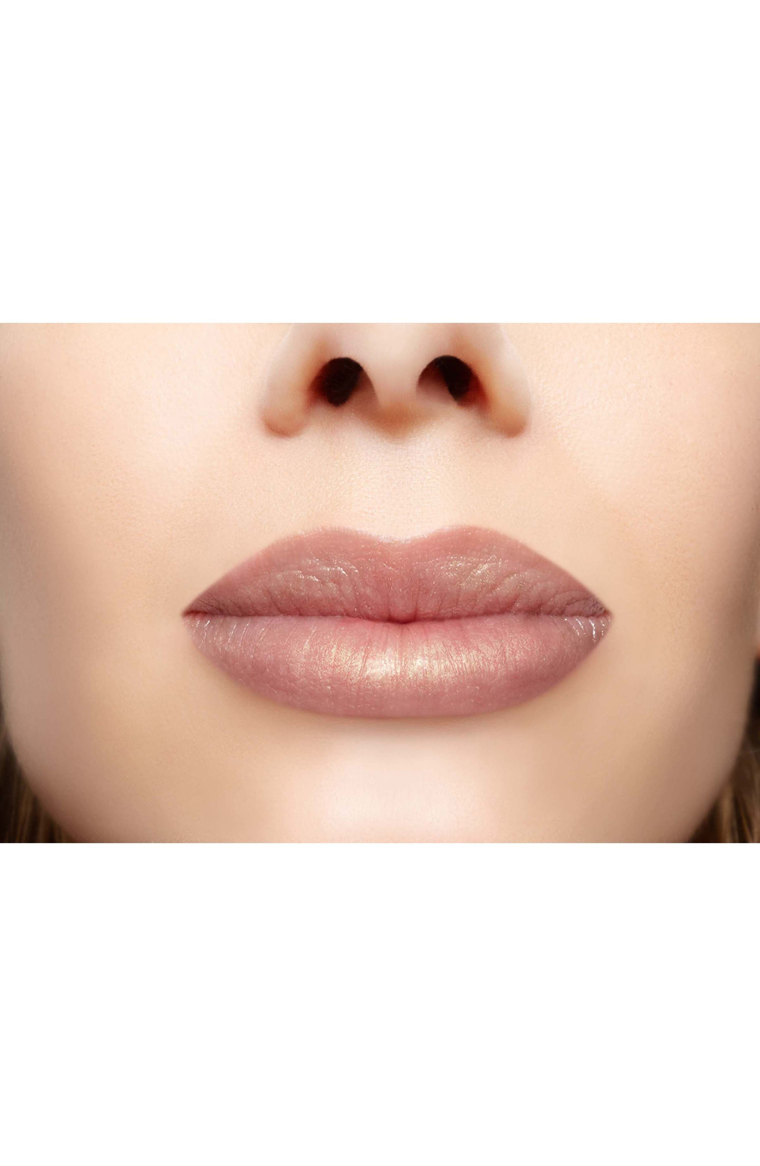 SPACE.NK.apothecary Lipstick Queen Black Lace Rabbit Lipstick,                             Alternate thumbnail 2, color,                             Sheer Black