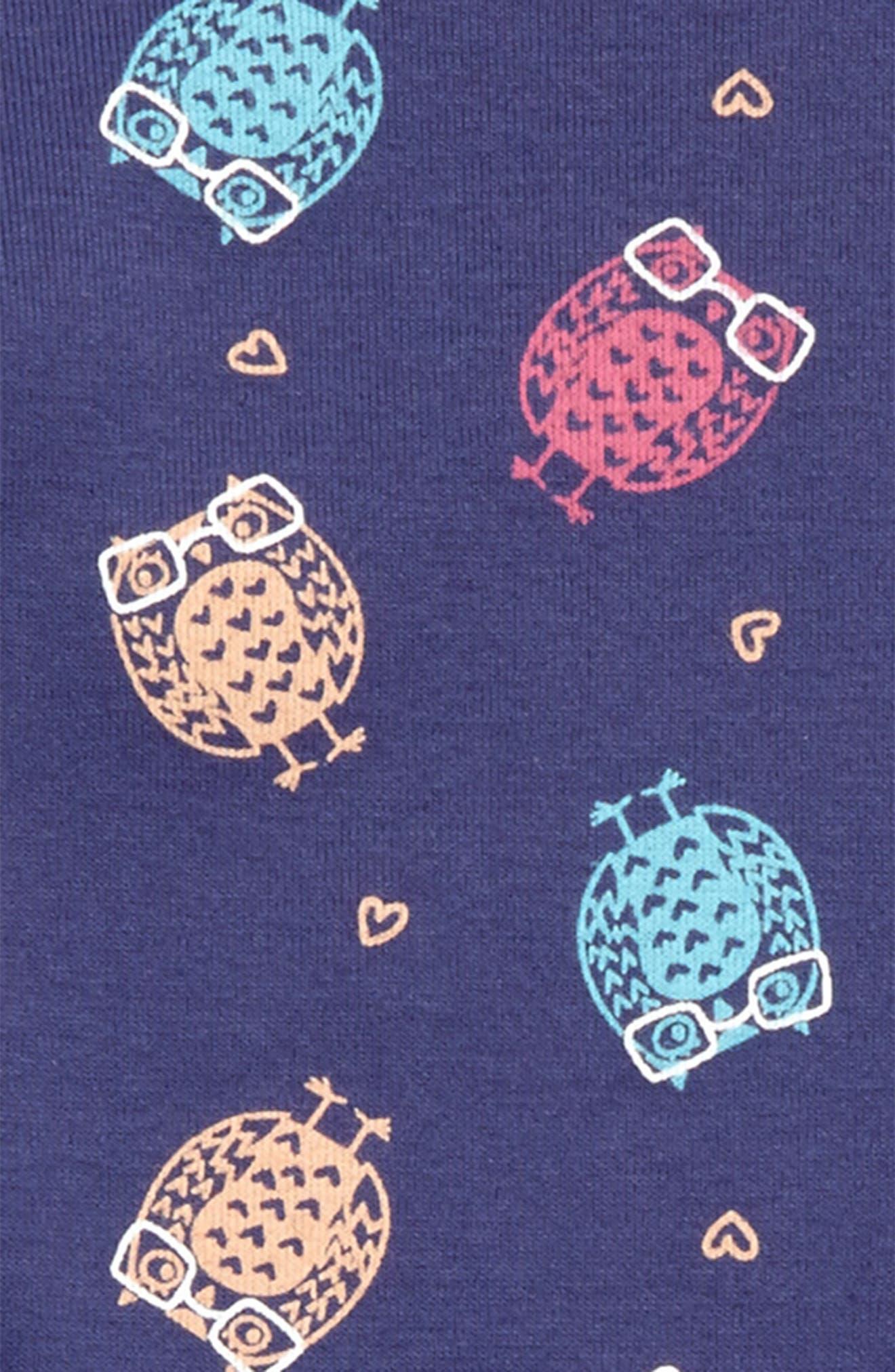 Alternate Image 2  - Tucker + Tate Fitted Two-Piece Pajamas (Toddler Girls, Little Girls & Big Girls)