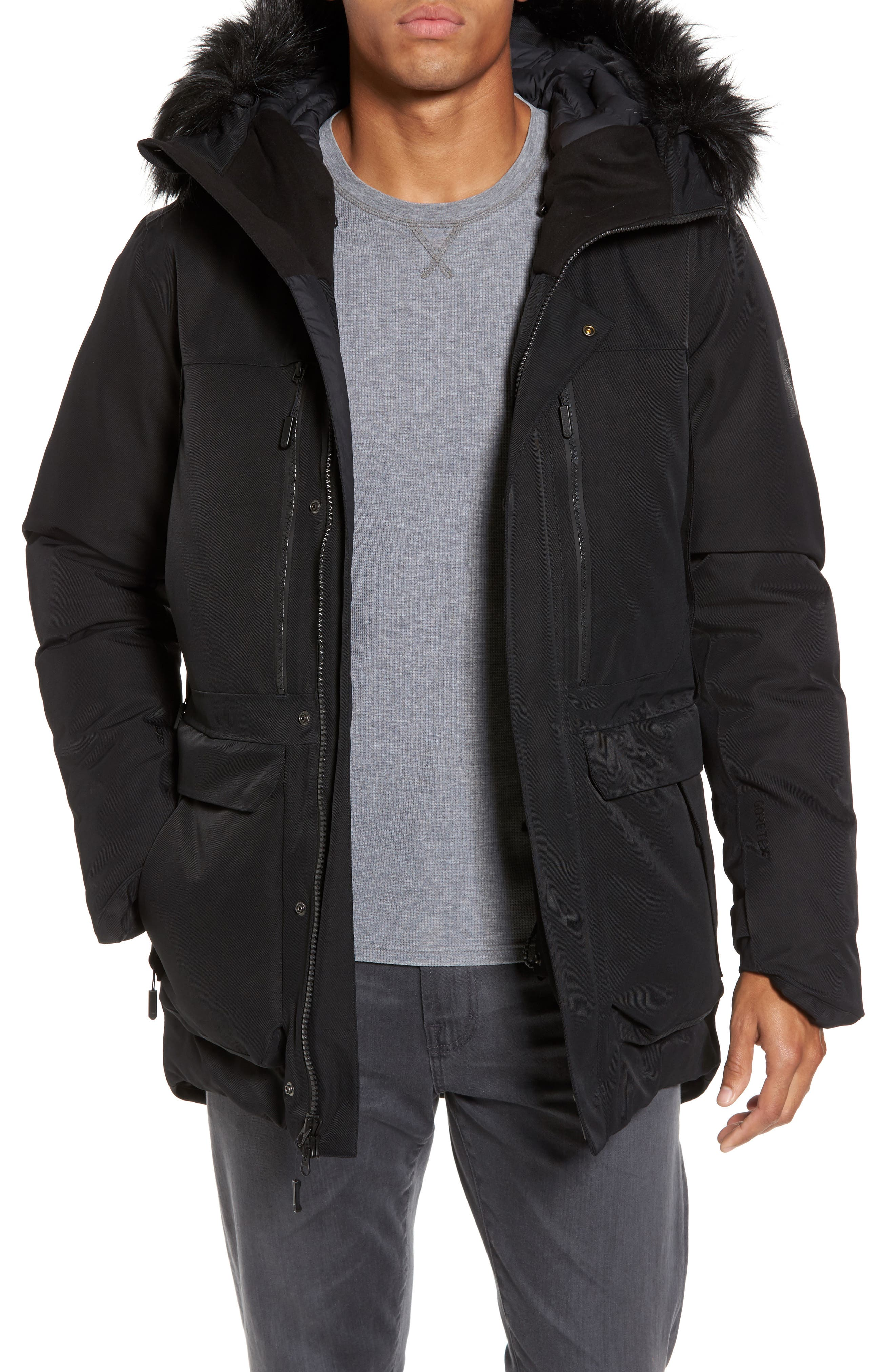 Alternate Image 1 Selected - The North Face Cryos Expedition Gore-Tex® Parka