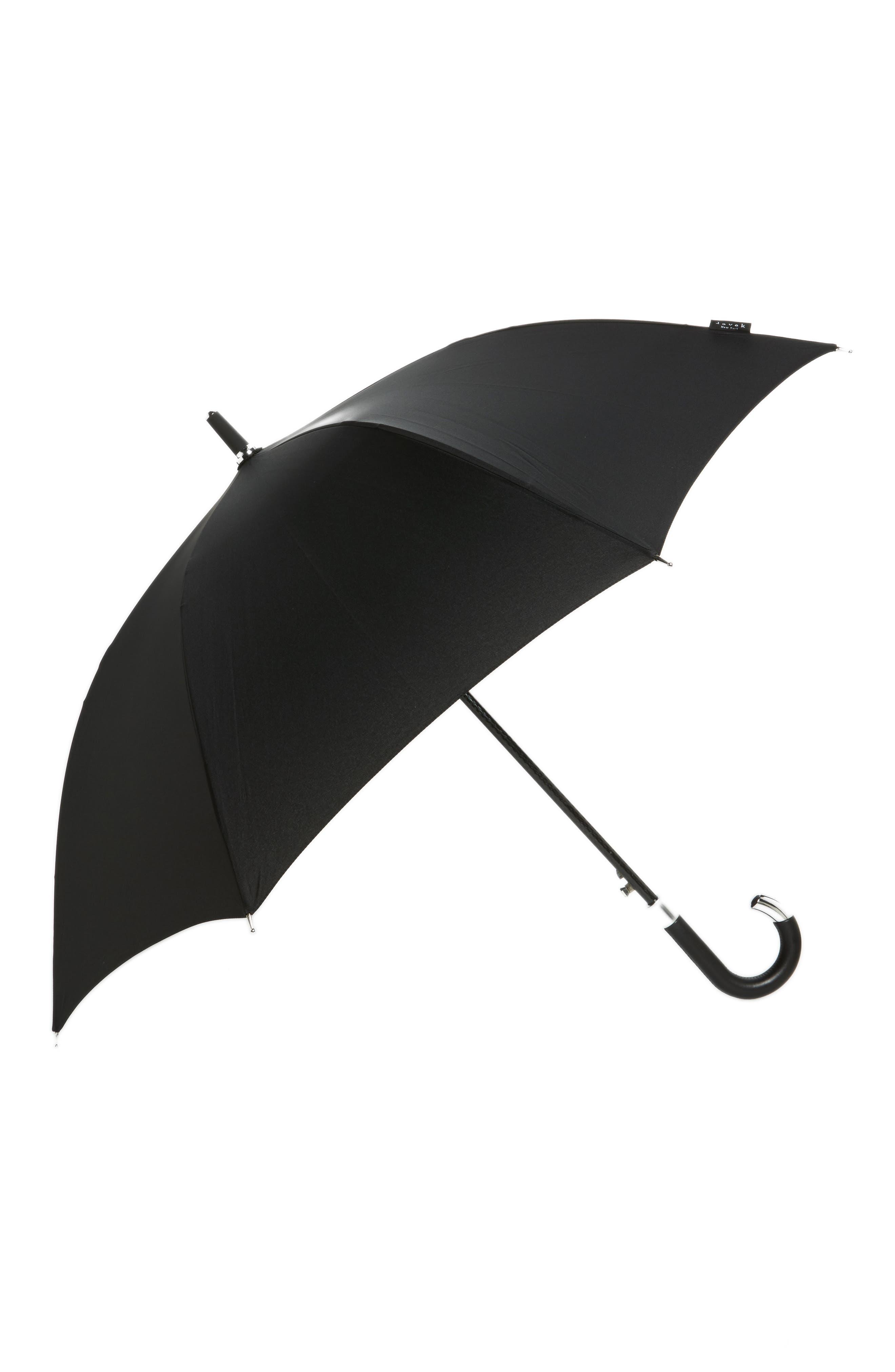 DAVEK Elite Cane Umbrella - Black