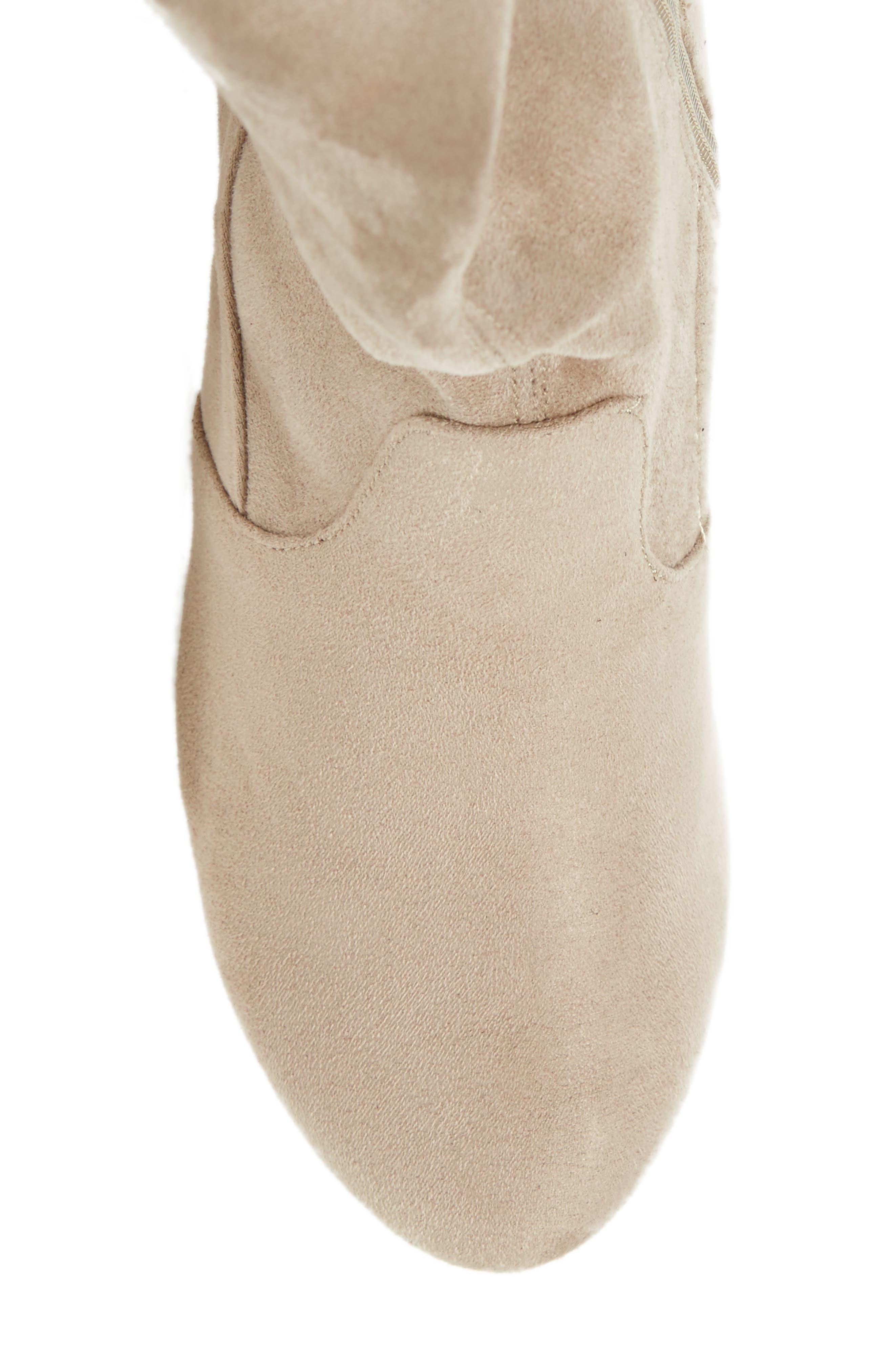 Alternate Image 5  - Chinese Laundry Brinna Over the Knee Boot (Women)