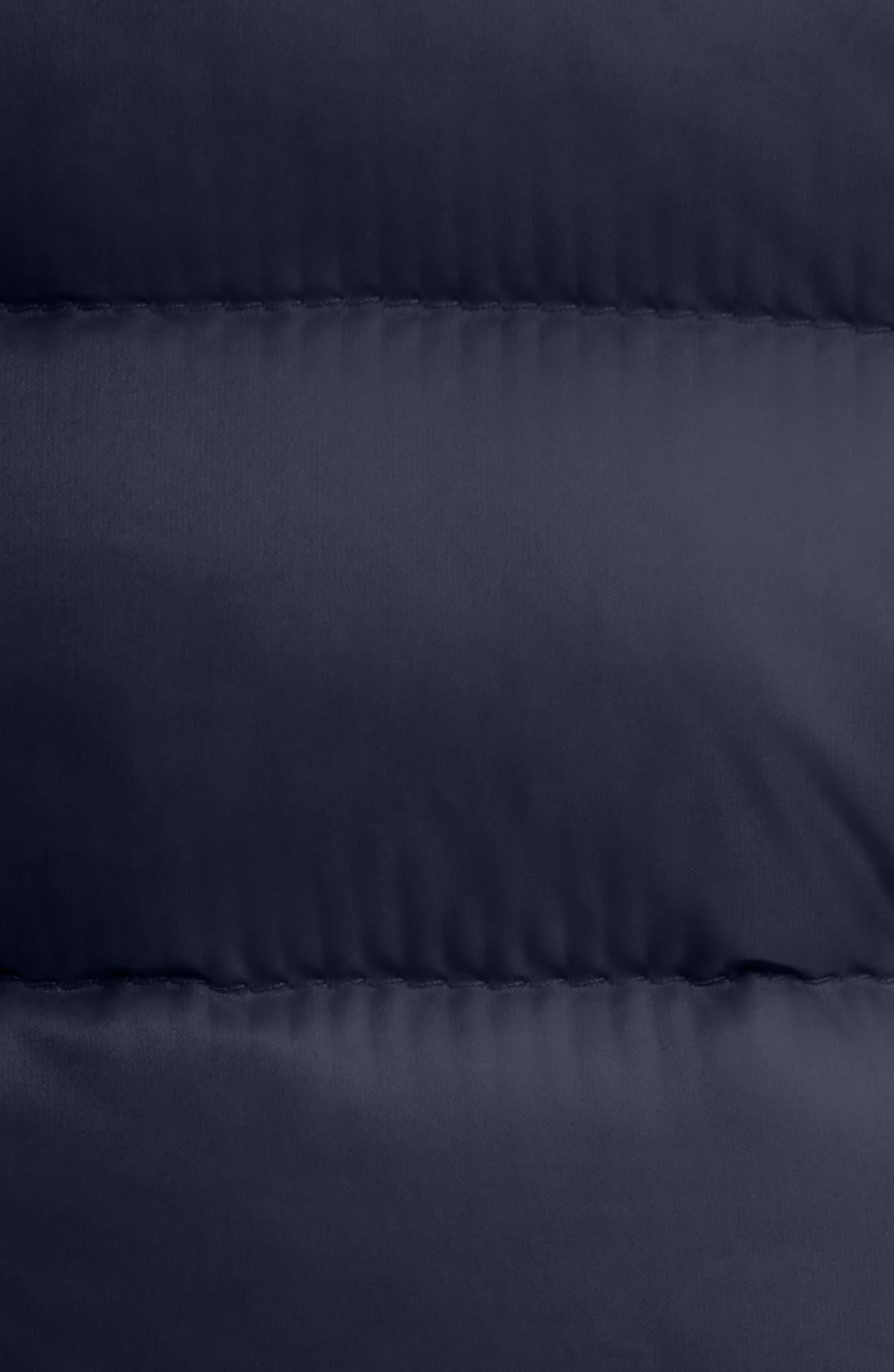Alternate Image 5  - Moncler 'Liane' Water Resistant Short Down Vest