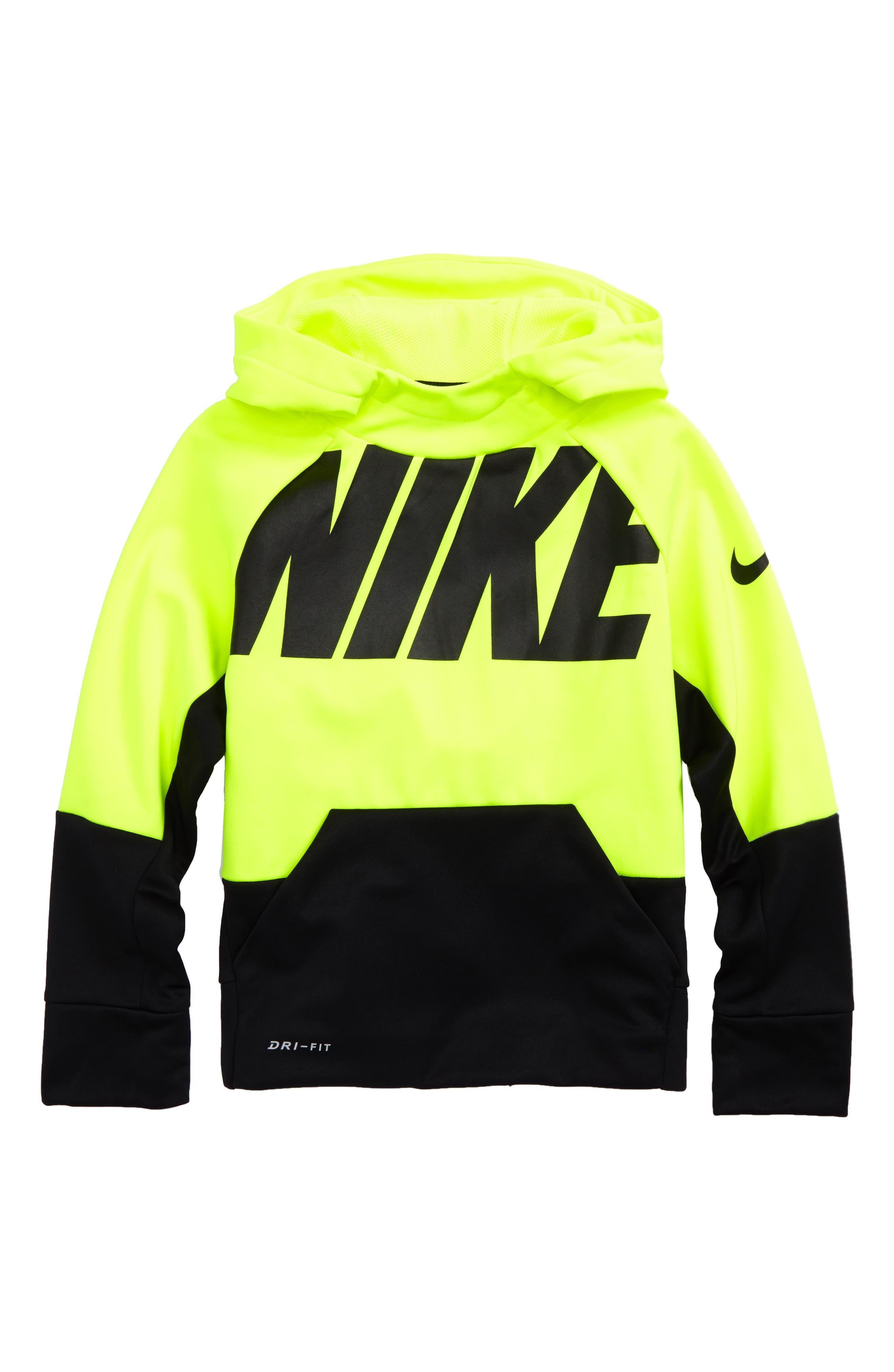 Nike Elite Therma Hoodie (Little Boys & Big Boys)