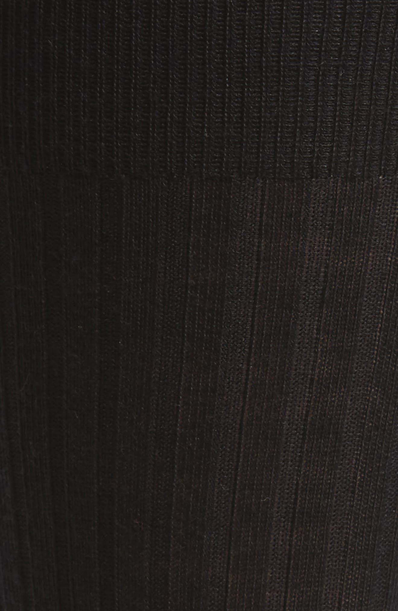 Alternate Image 2  - John W. Nordstrom® Ribbed Merino Wool Socks