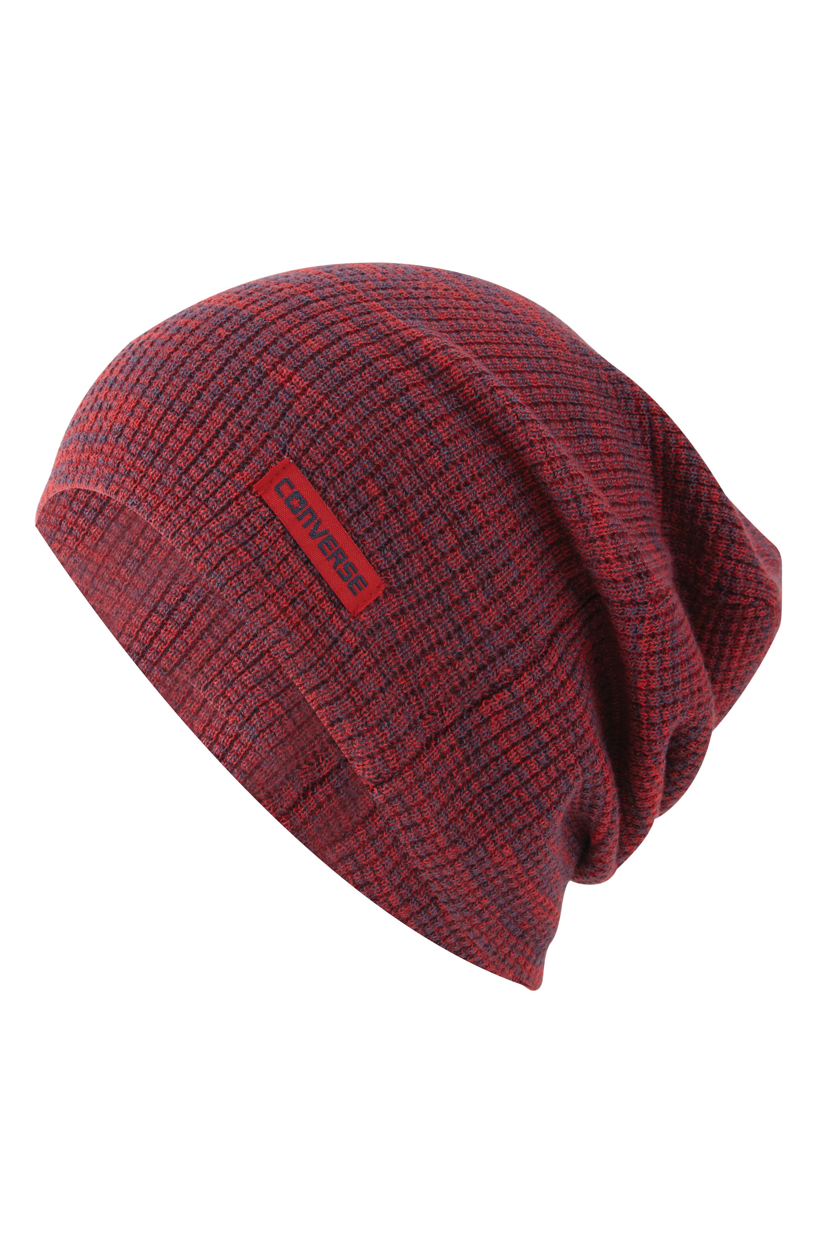 Converse Twisted Waffle Knit Cap