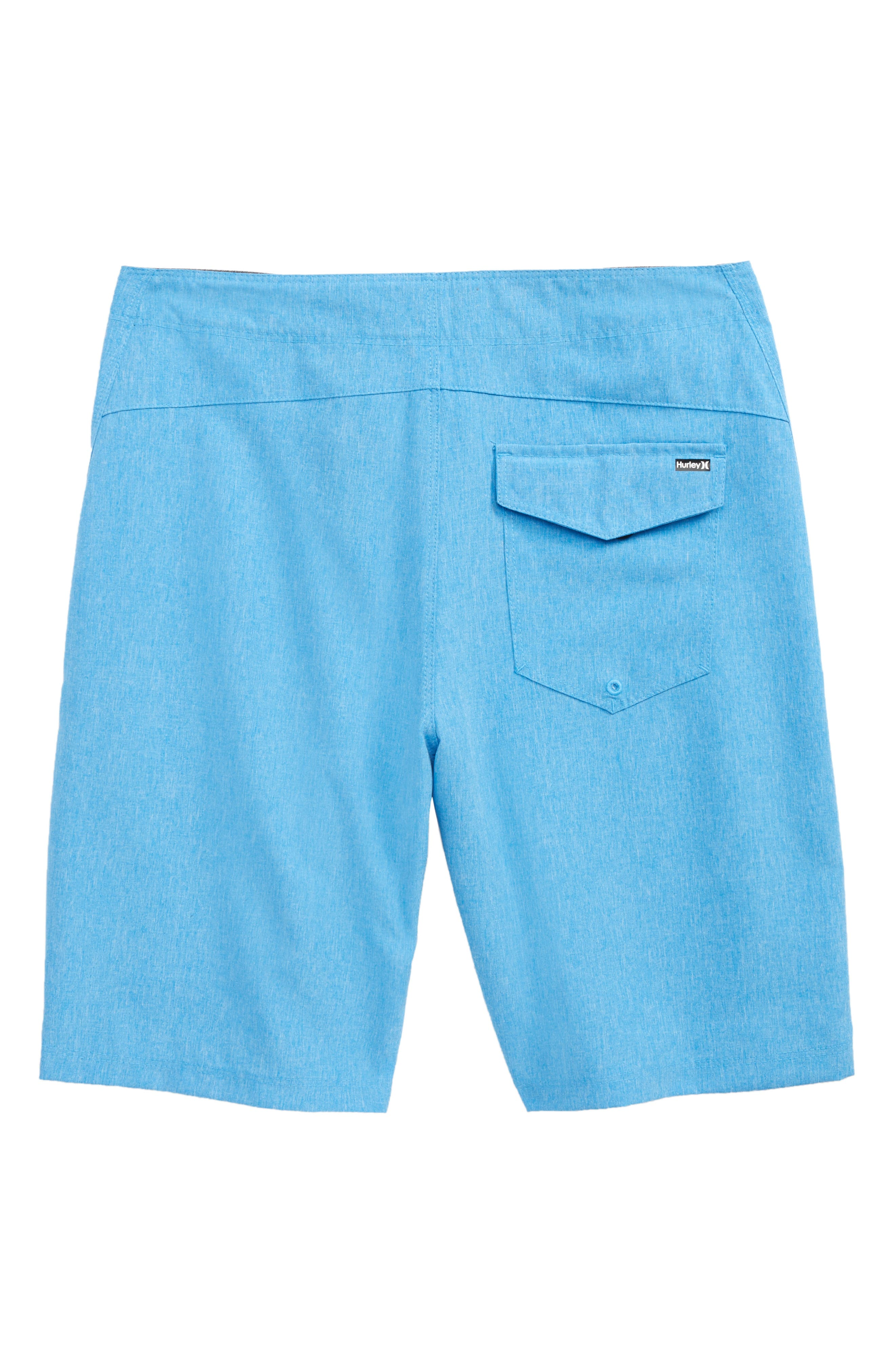 Alternate Image 2  - Hurley One and Only Dri-FIT Board Shorts (Big Boys)