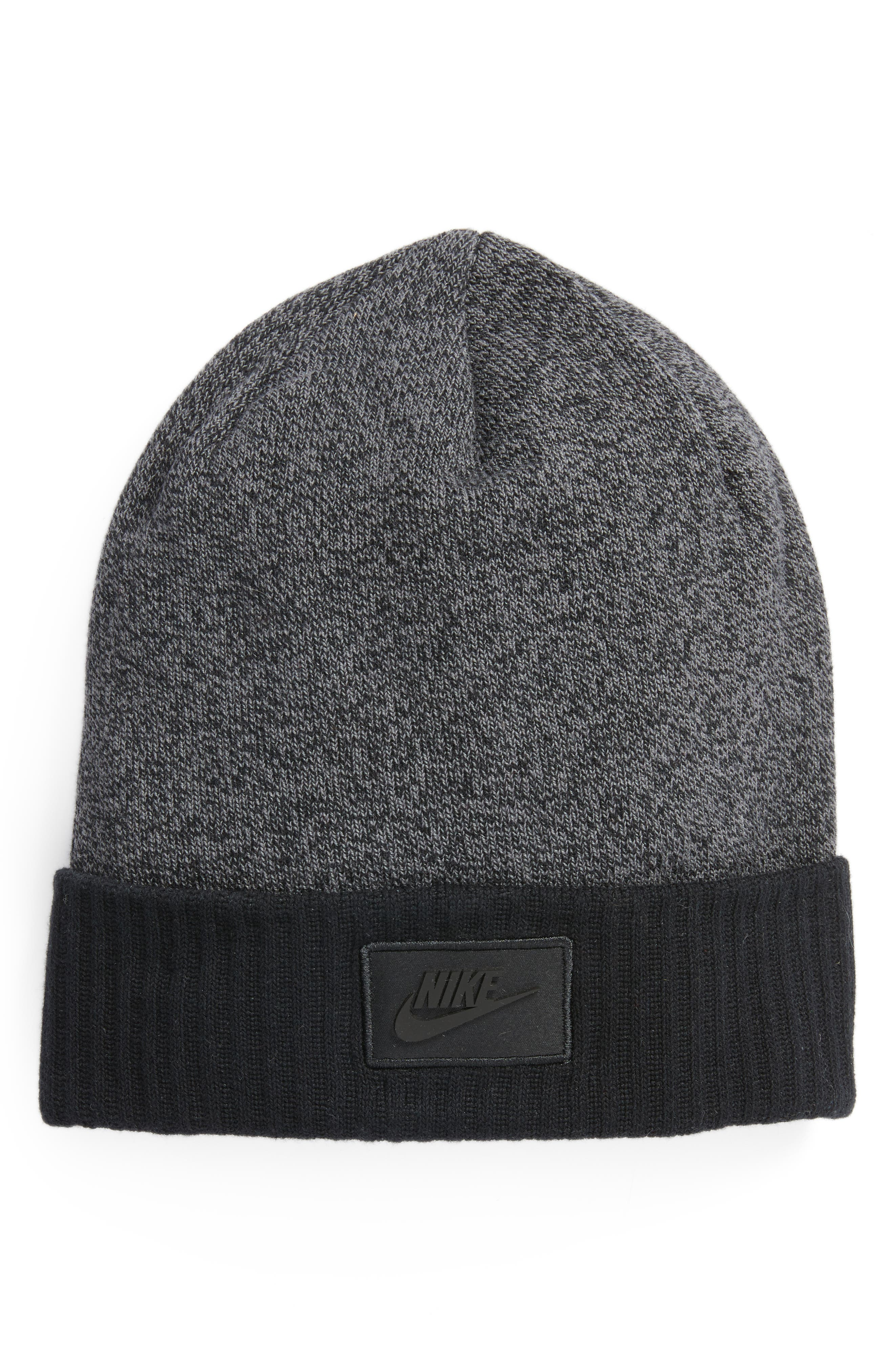 Alternate Image 1 Selected - Nike Knit Beanie