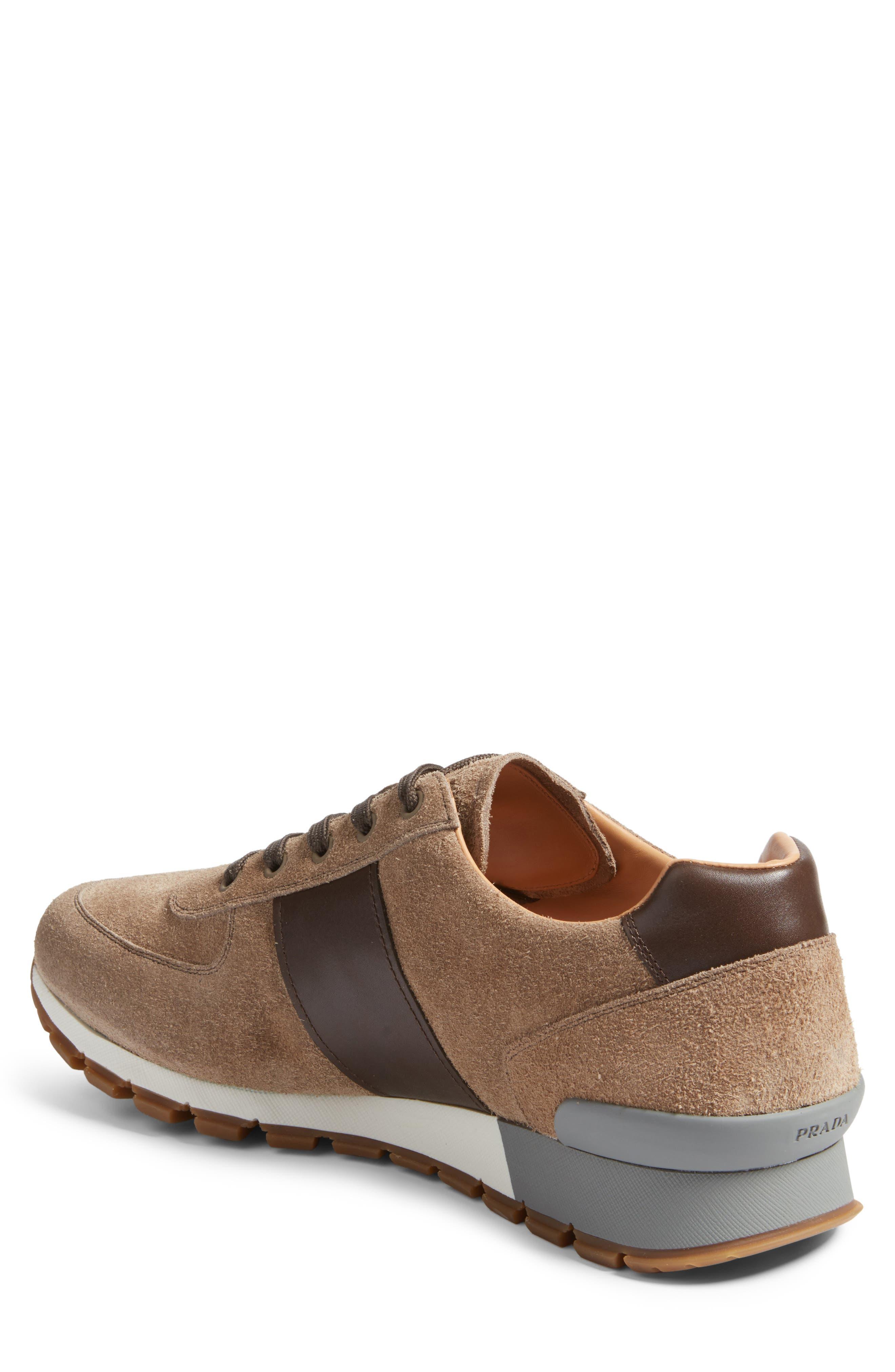 Alternate Image 2  - Prada Sneaker (Men)
