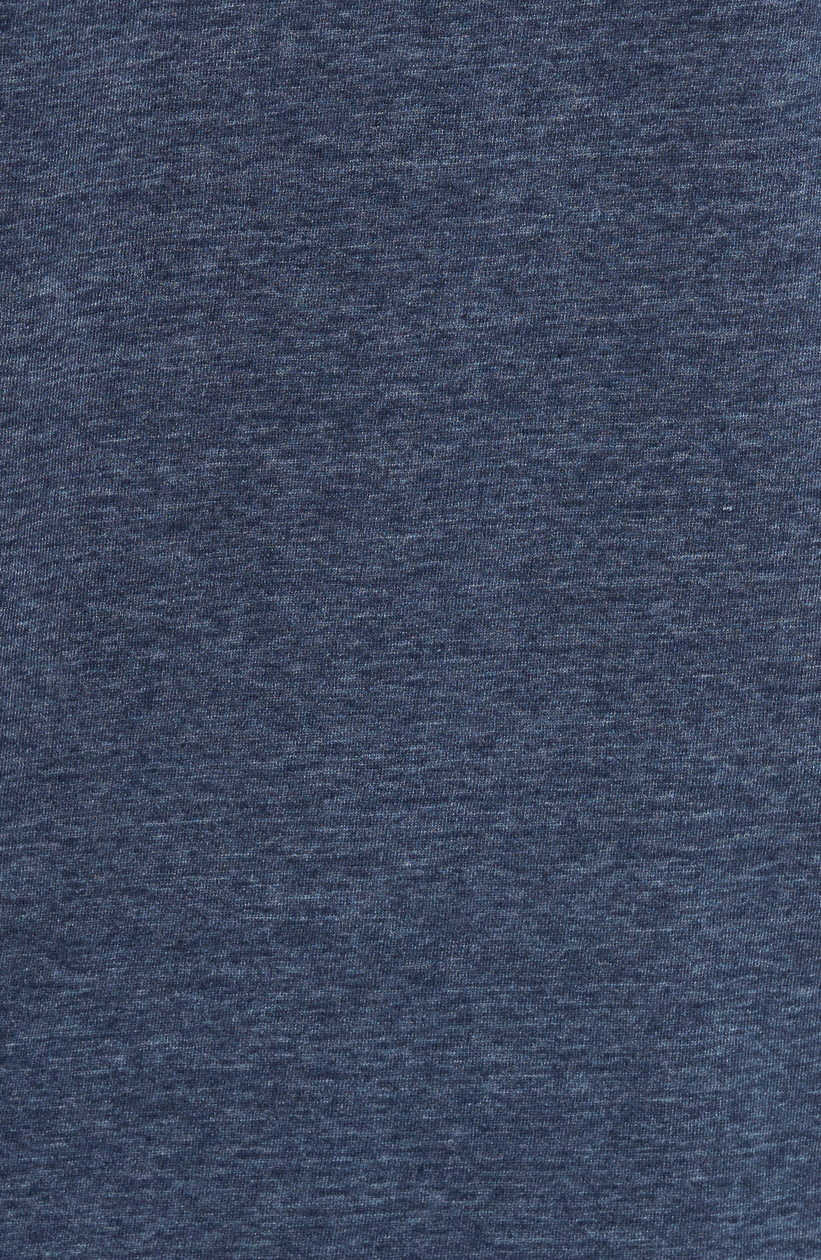 Alternate Image 5  - Surfside Supply Long Sleeve Henley