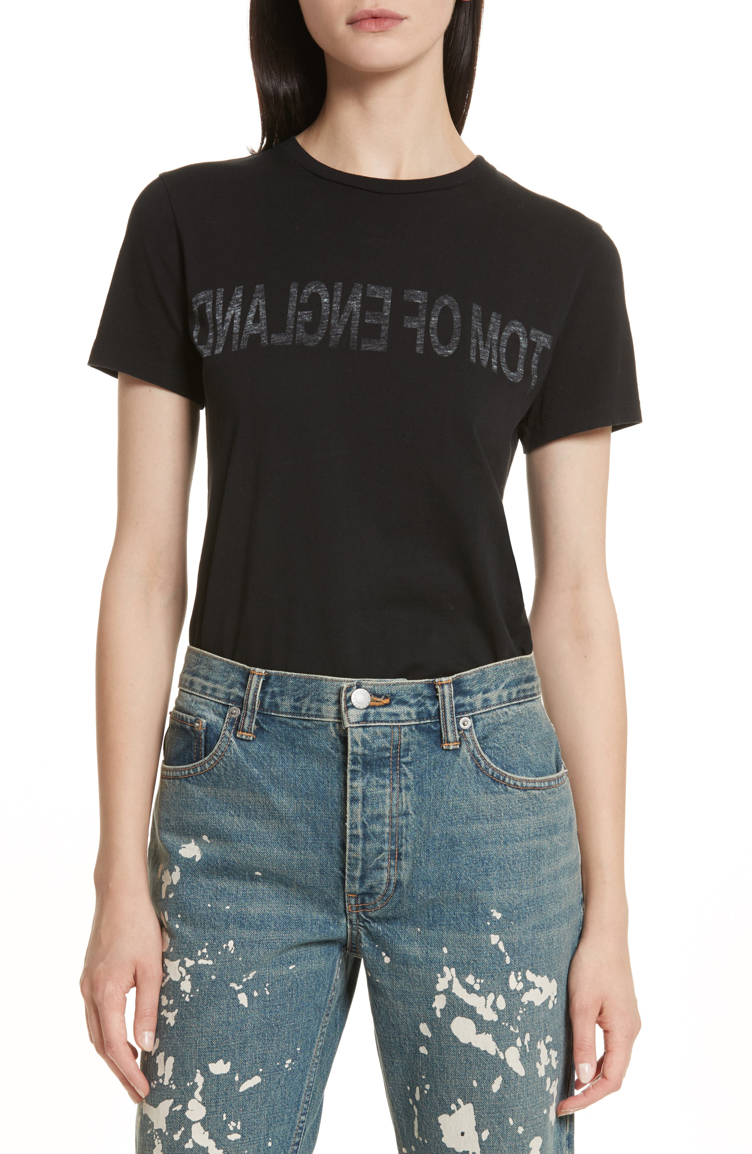 Helmut Lang Re-Edition Tom of England Tee