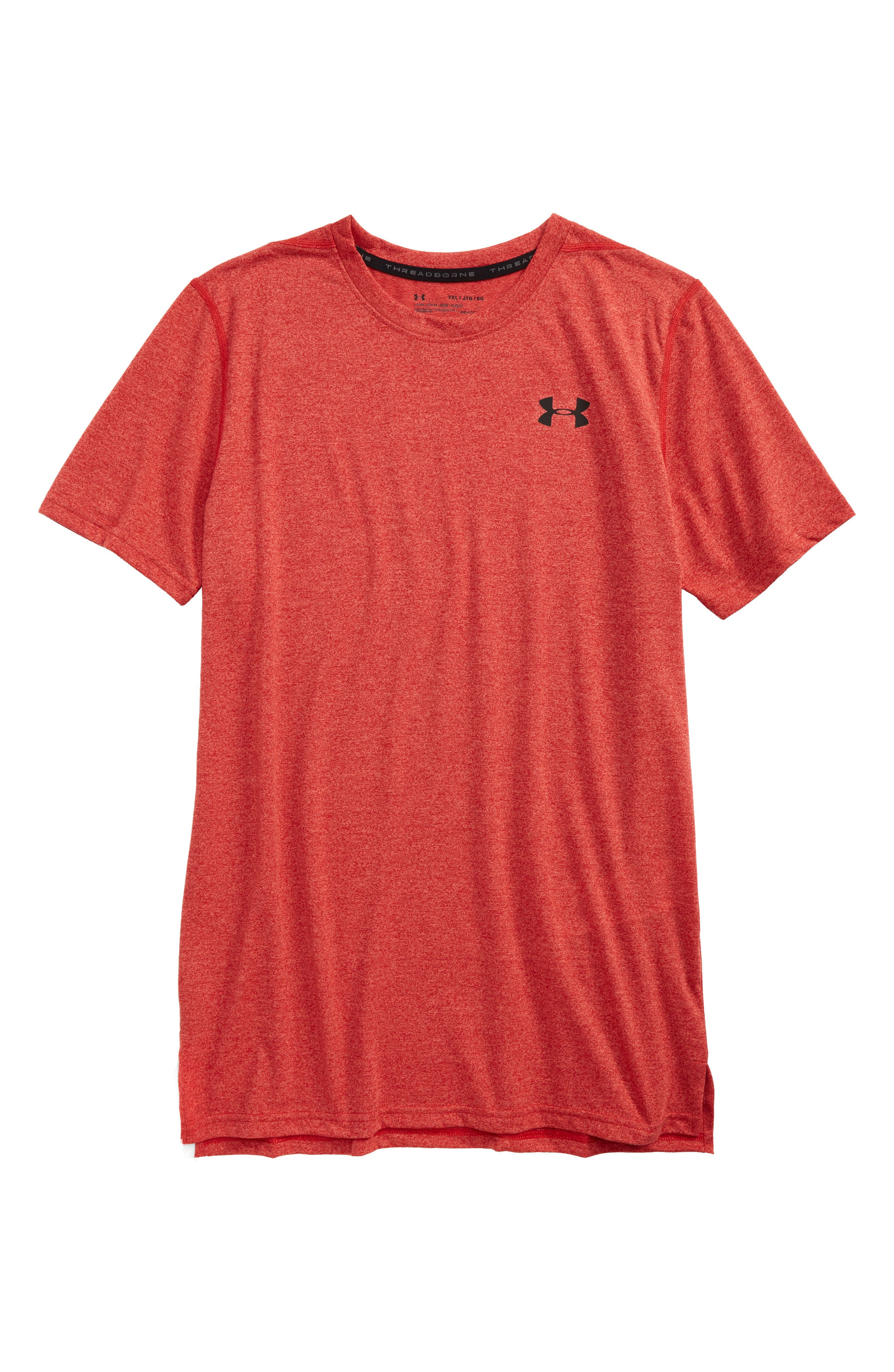 Under Armour Threadborne T-Shirt (Big Boys)