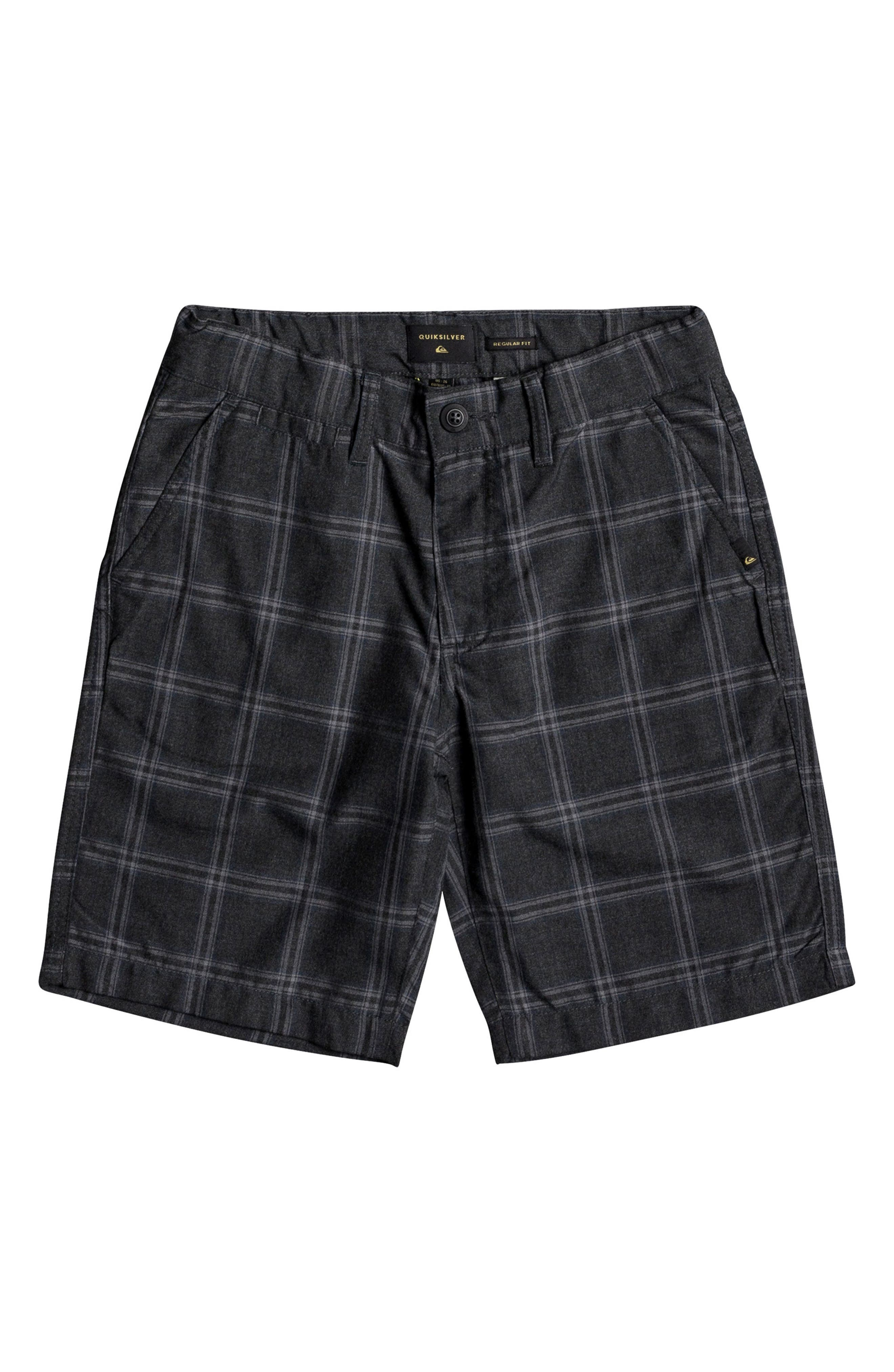 Alternate Image 1 Selected - Quiksilver Regeneration Shorts (Big Boys)
