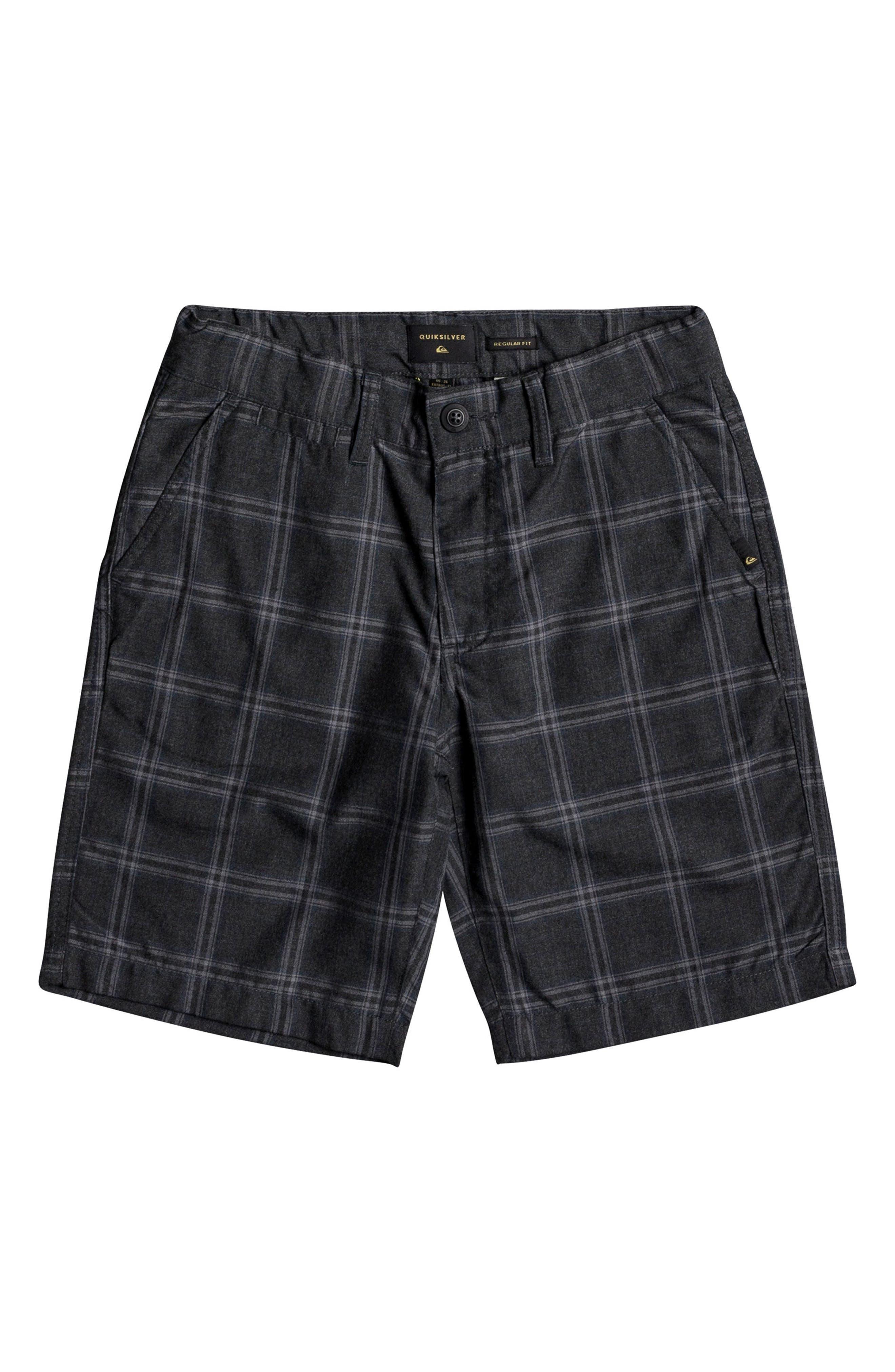 Main Image - Quiksilver Regeneration Shorts (Big Boys)