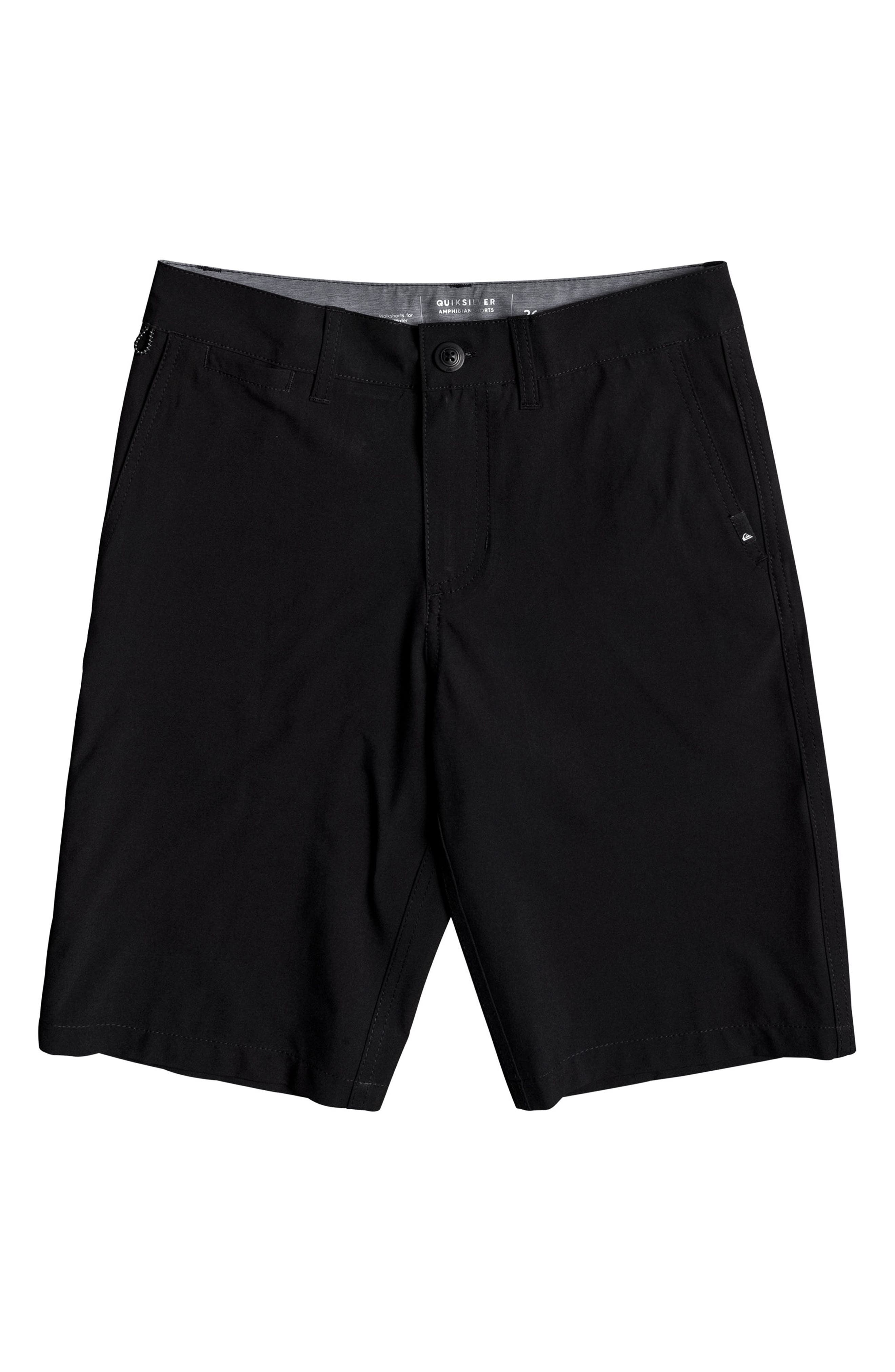 Quiksilver Union Amphibian Board Shorts (Big Boys)