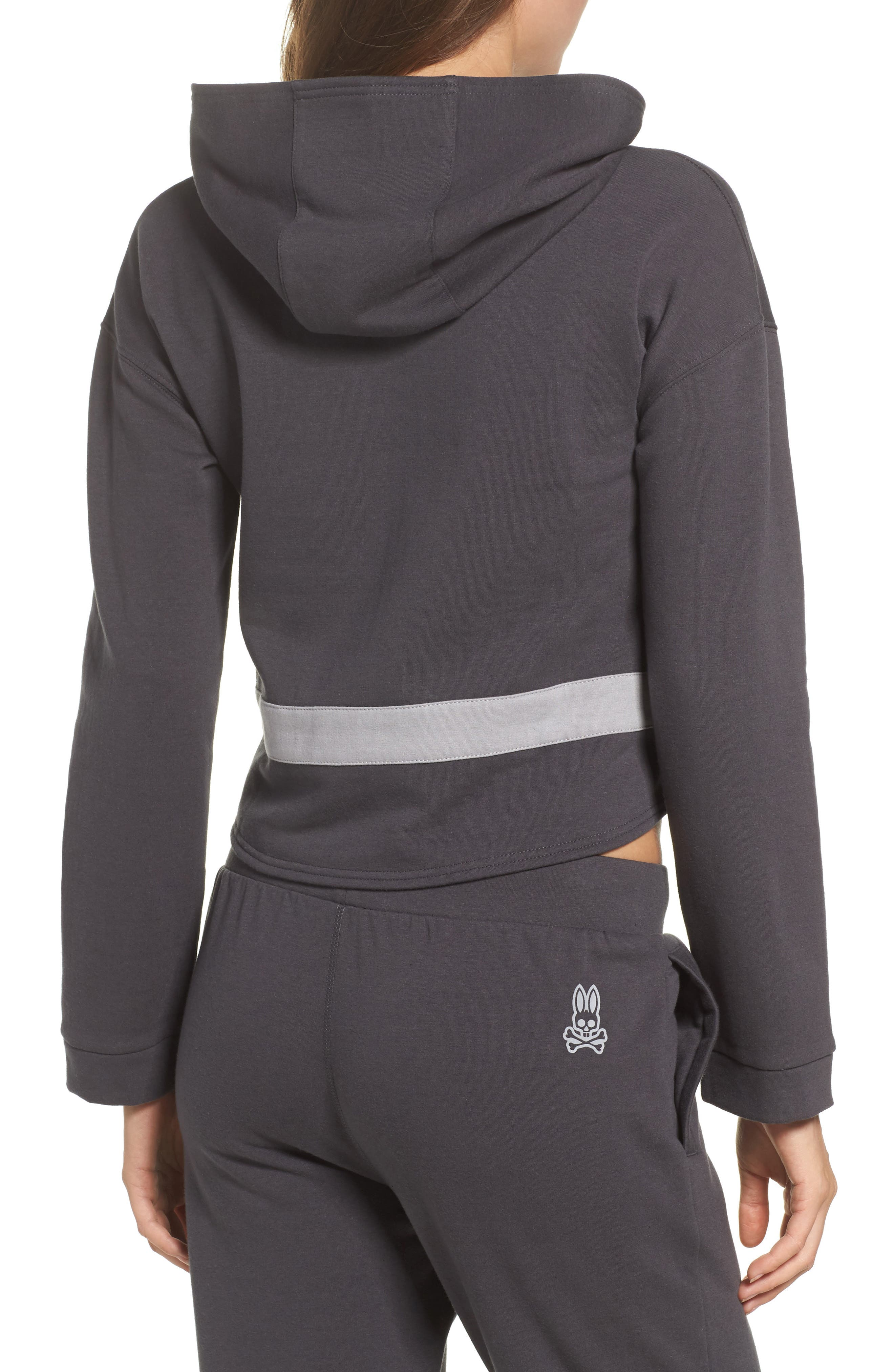 Comfy Lounge Hoodie,                             Alternate thumbnail 2, color,                             Forged Iron