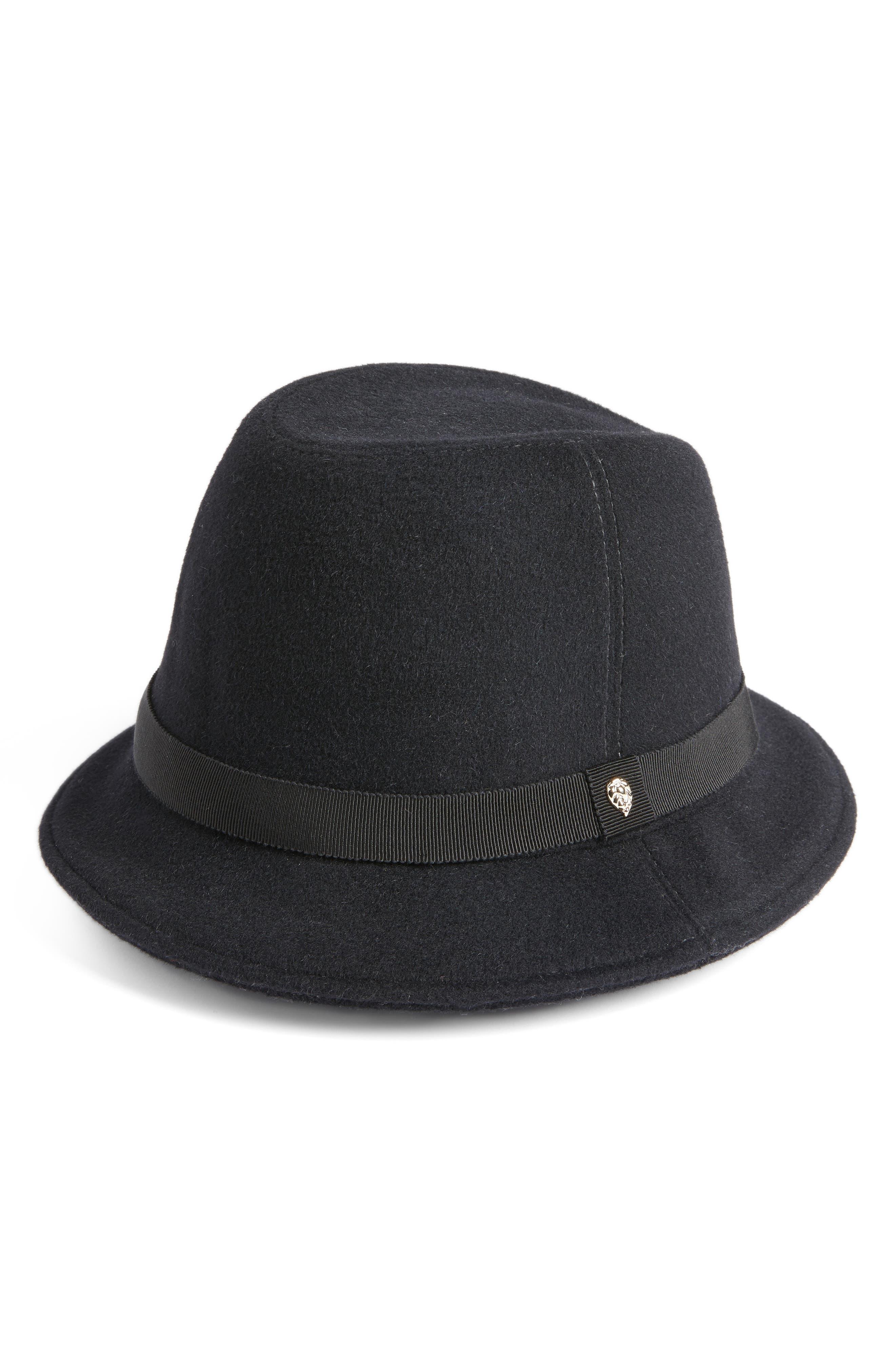 Main Image - Helen Kaminski Luxe Tapered Cloche Hat