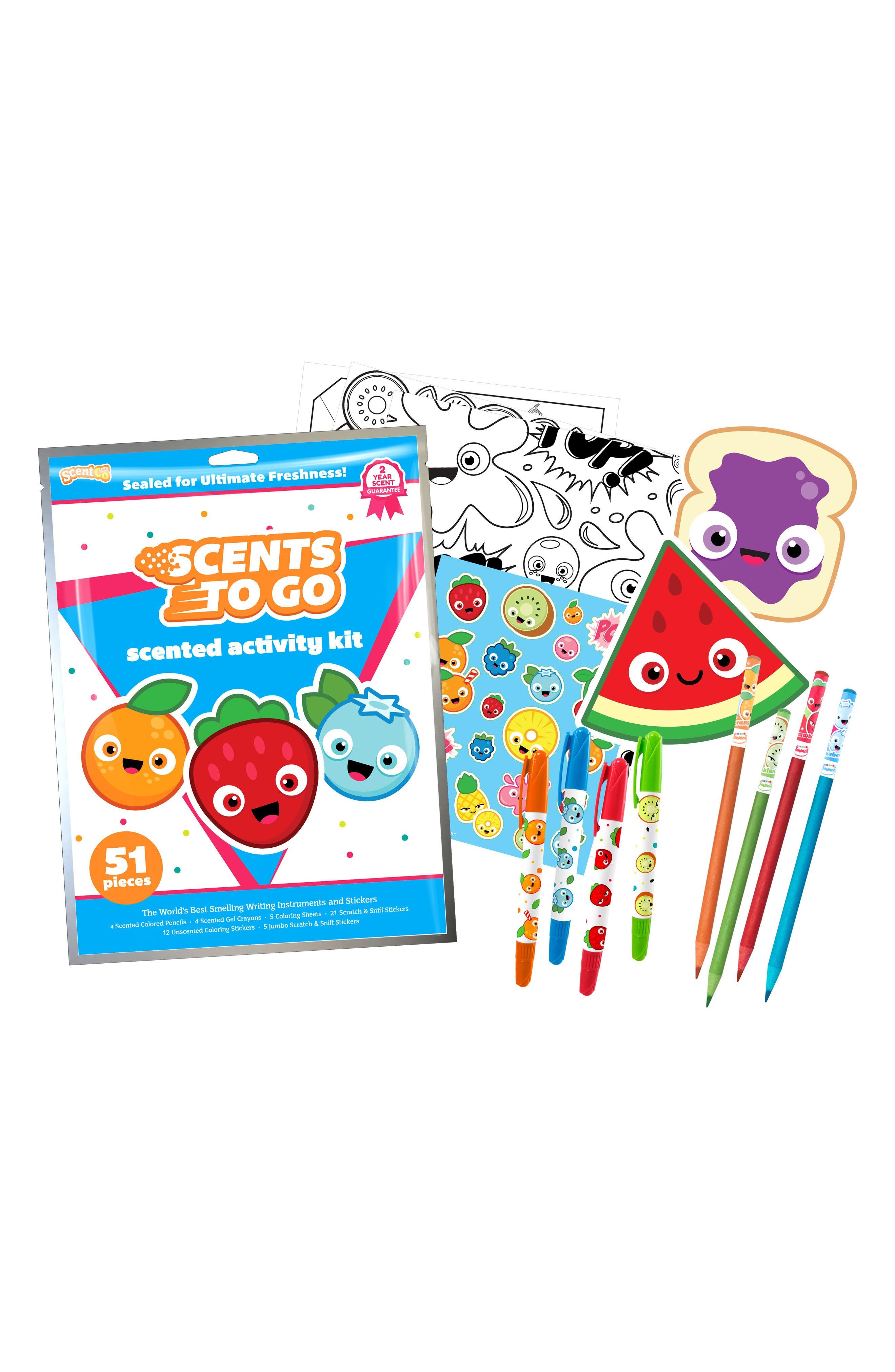 Scentco Scents to Go 51-Piece Activity Kit