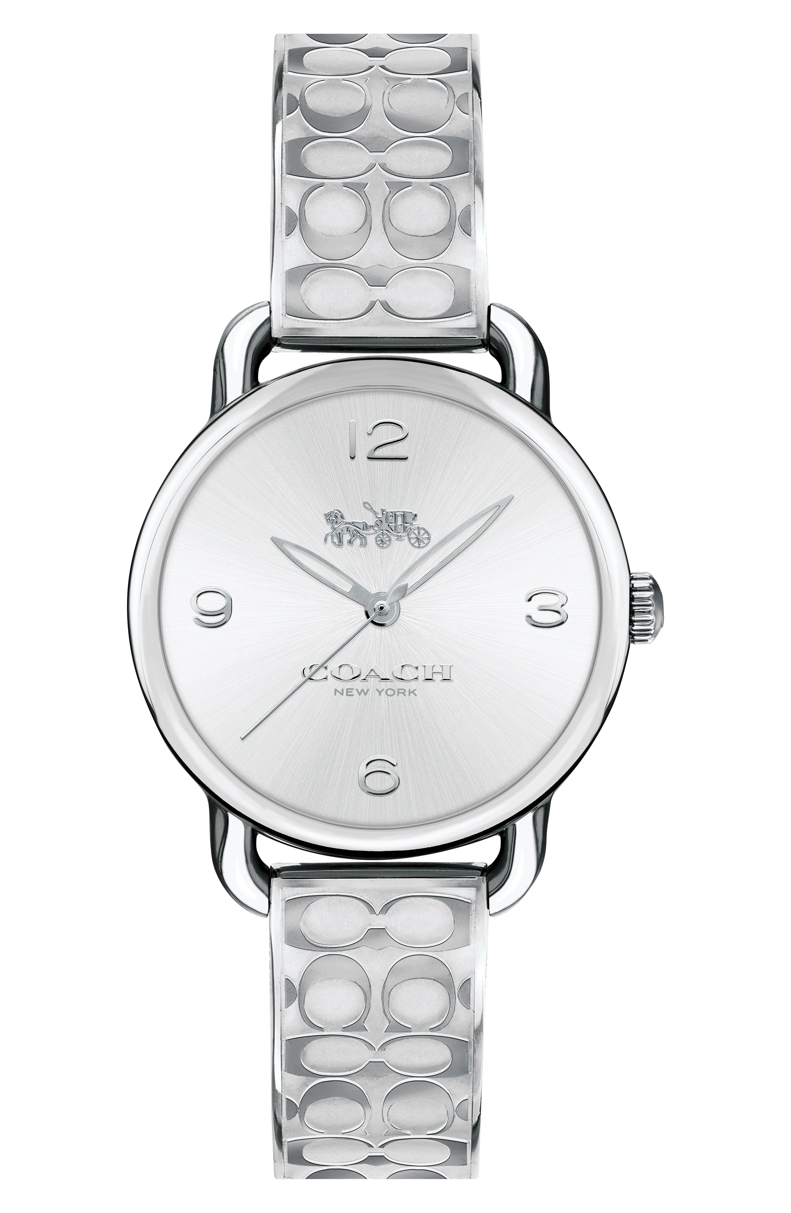 Alternate Image 1 Selected - COACH Delancey Bracelet Watch, 28mm
