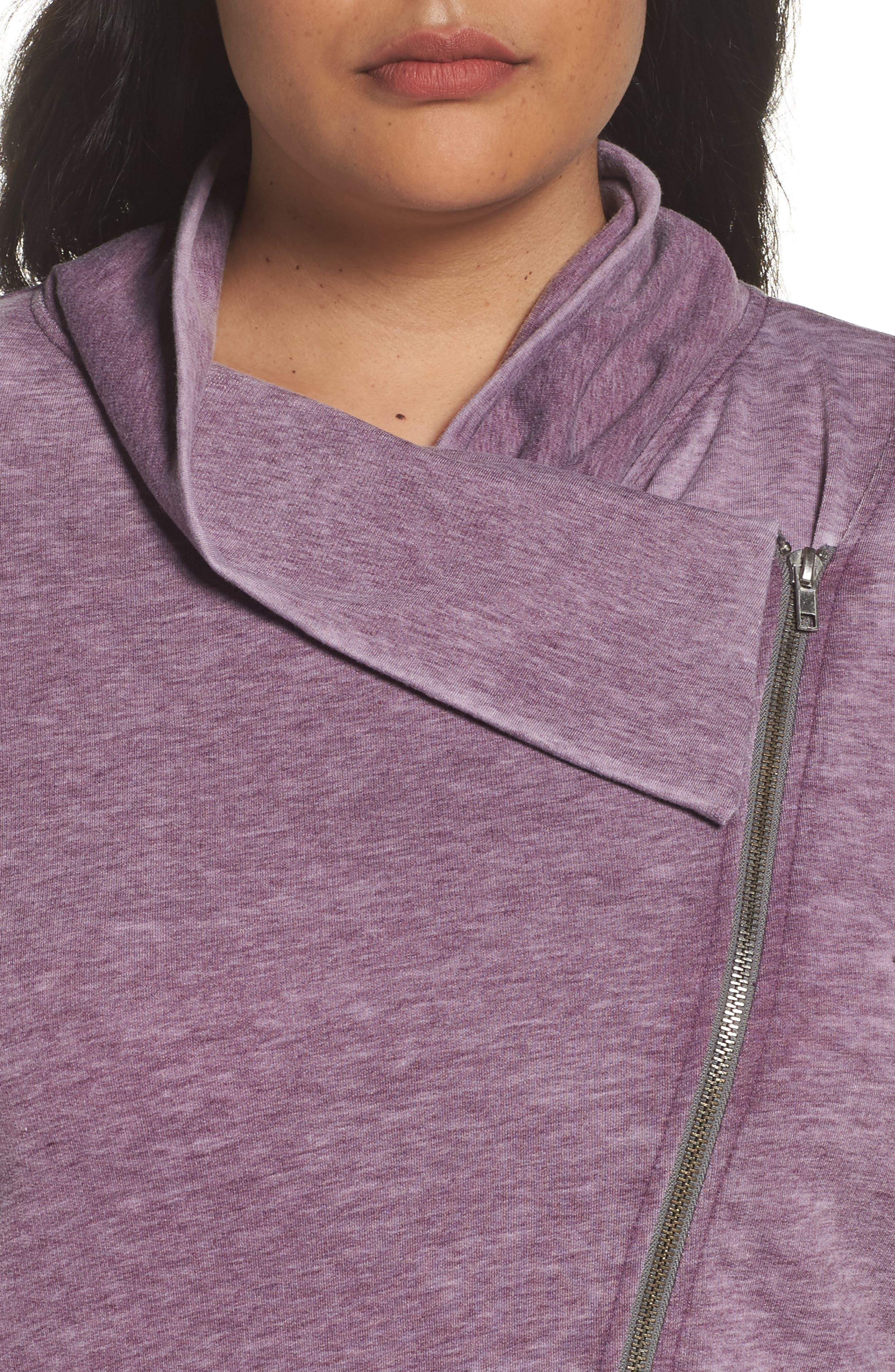 Alternate Image 4  - Marika Curves Evelyn Jacket (Plus Size)