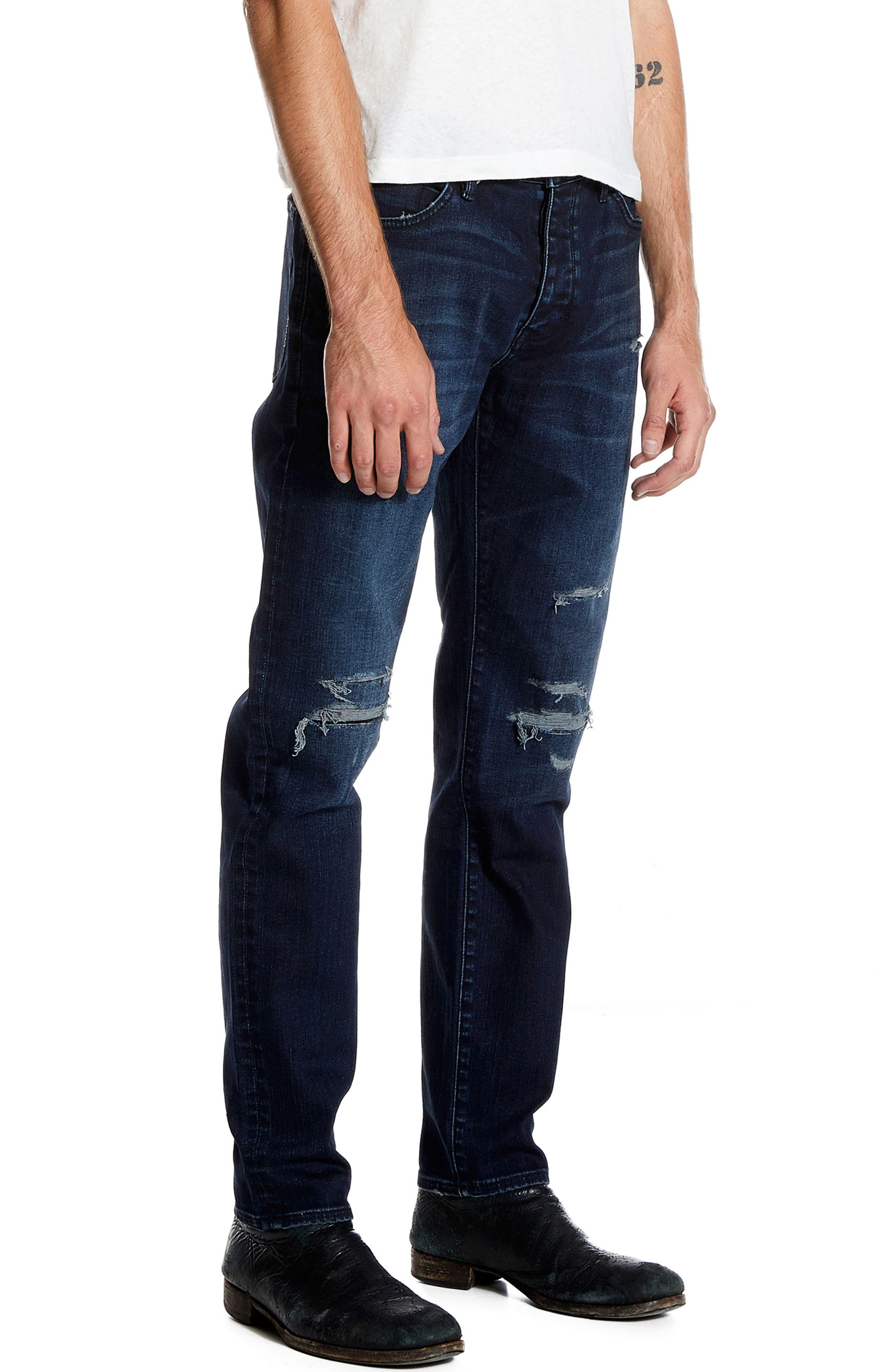 Alternate Image 3  - NEUW Lou Slim Fit Jeans (Repair)