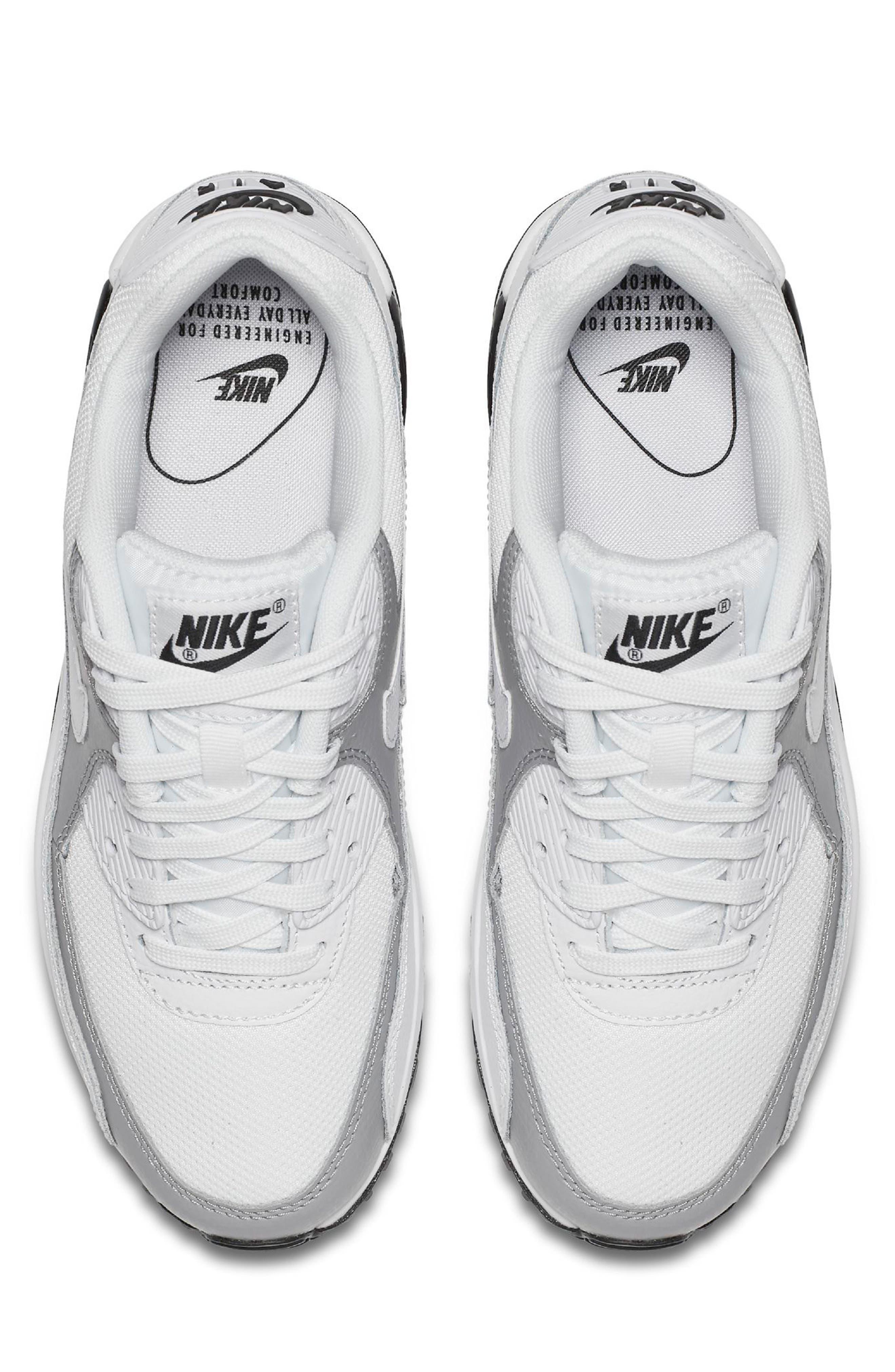 Alternate Image 4  - Nike Air Max 90 Sneaker (Women)