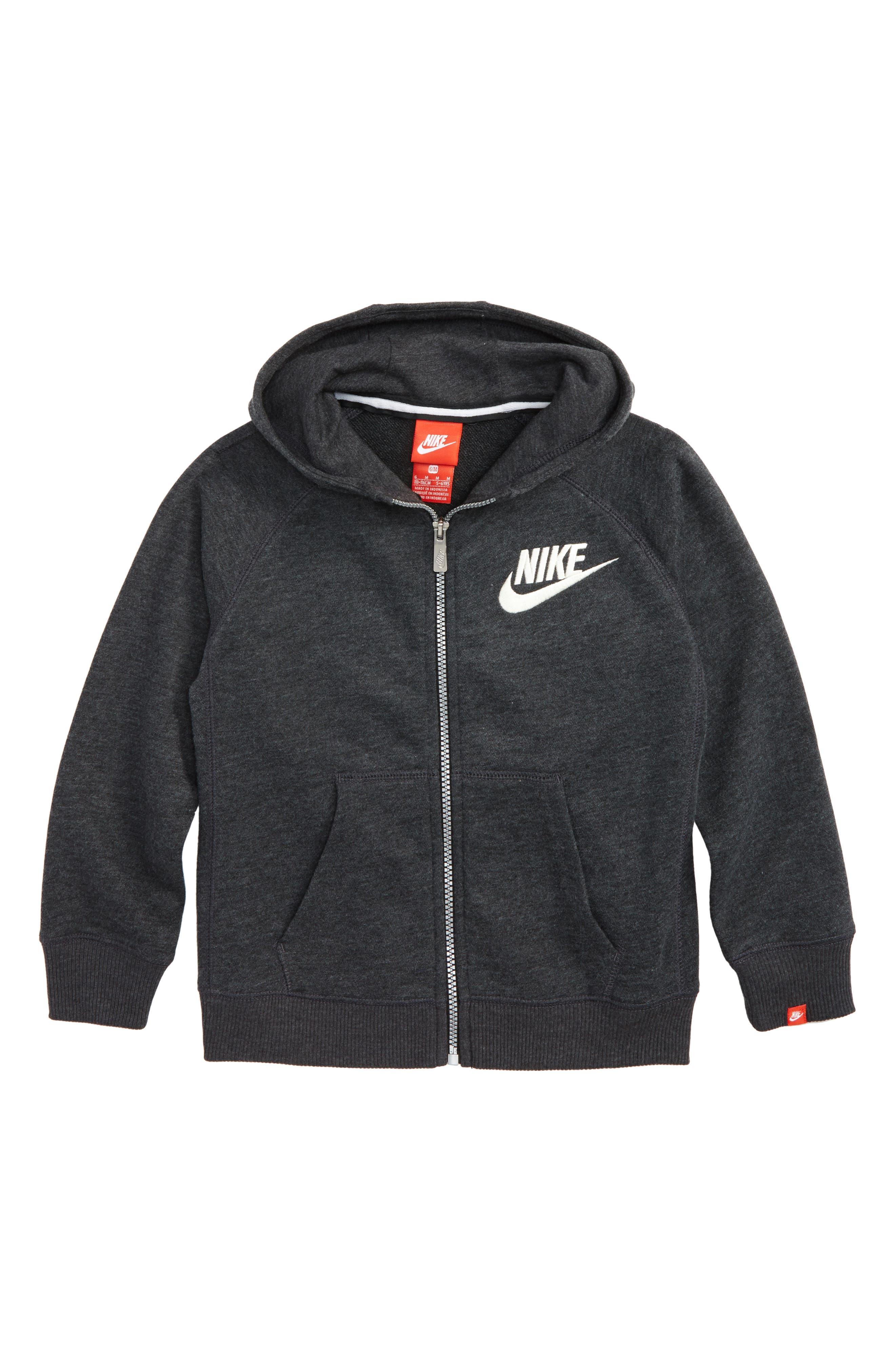 Nike Legacy Full Zip Hoodie (Toddler Boys & Little Boys)