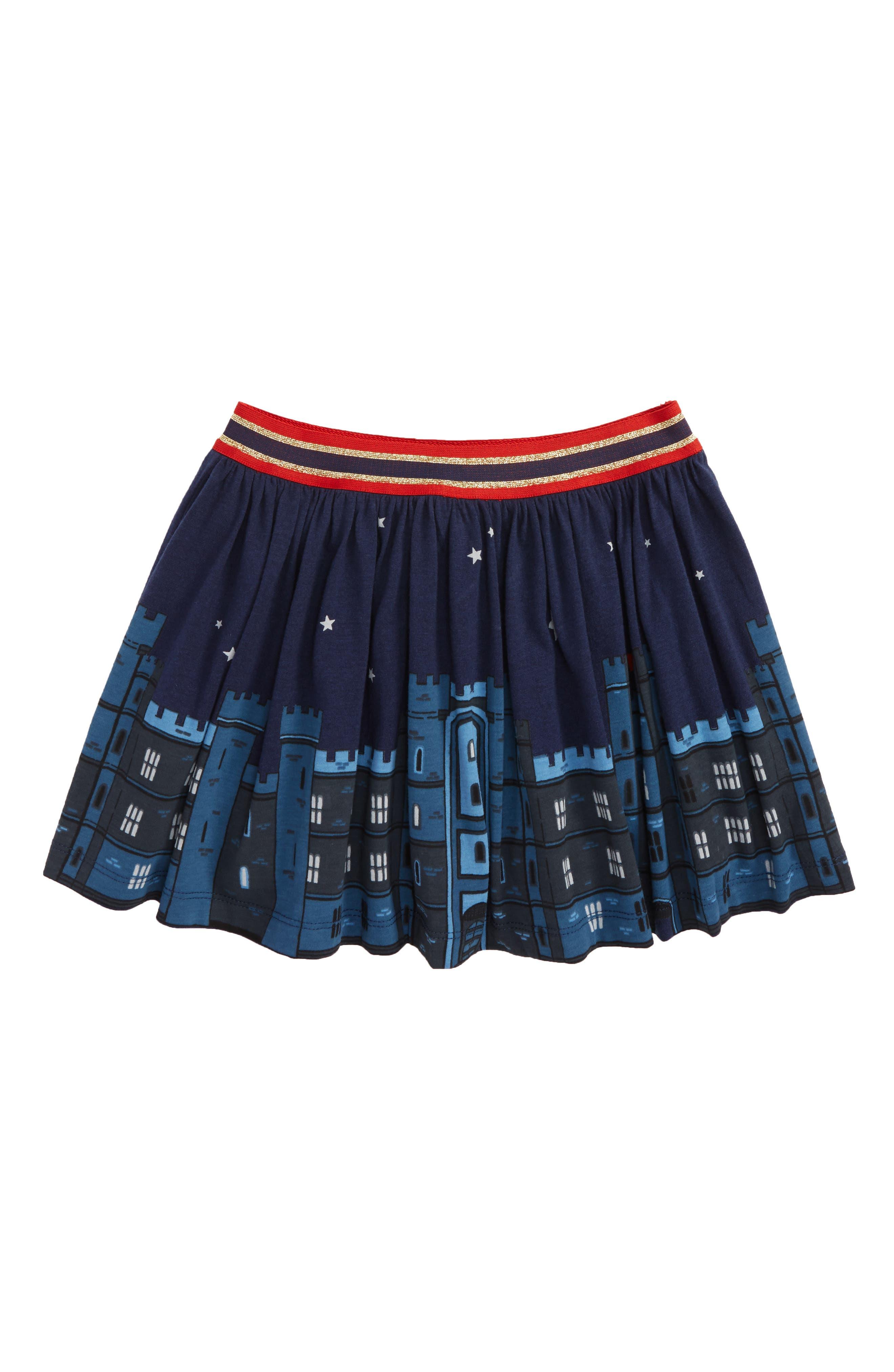 Mini Boden Party Jersey Skirt (Toddler Girls, Little Girls & Big Girls)