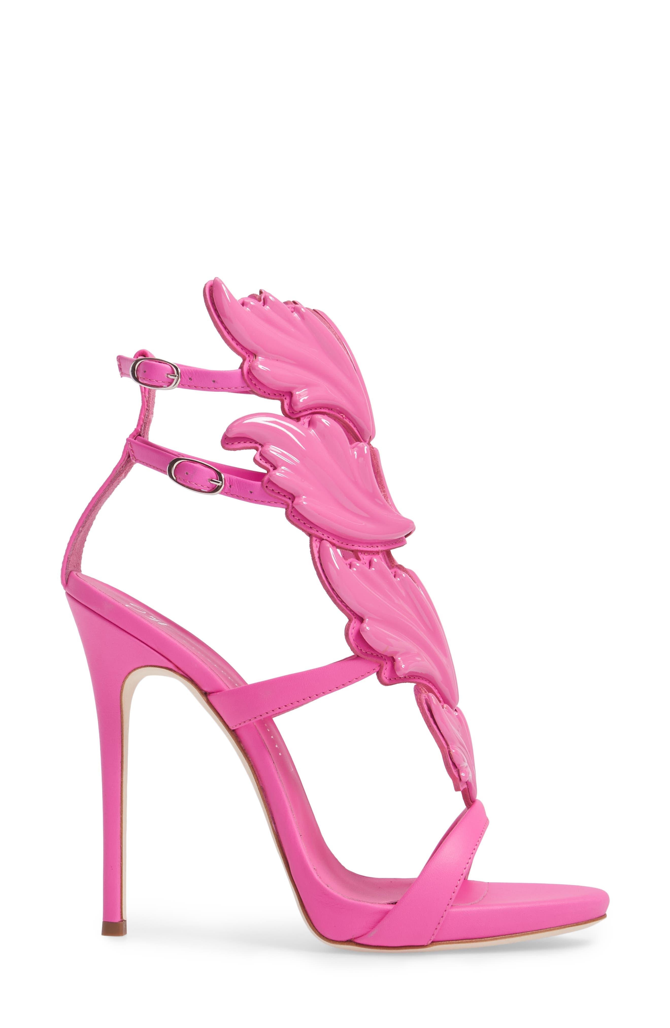 Alternate Image 3  - Giuseppe Zanotti 'Cruel' Wing Sandal (Women)
