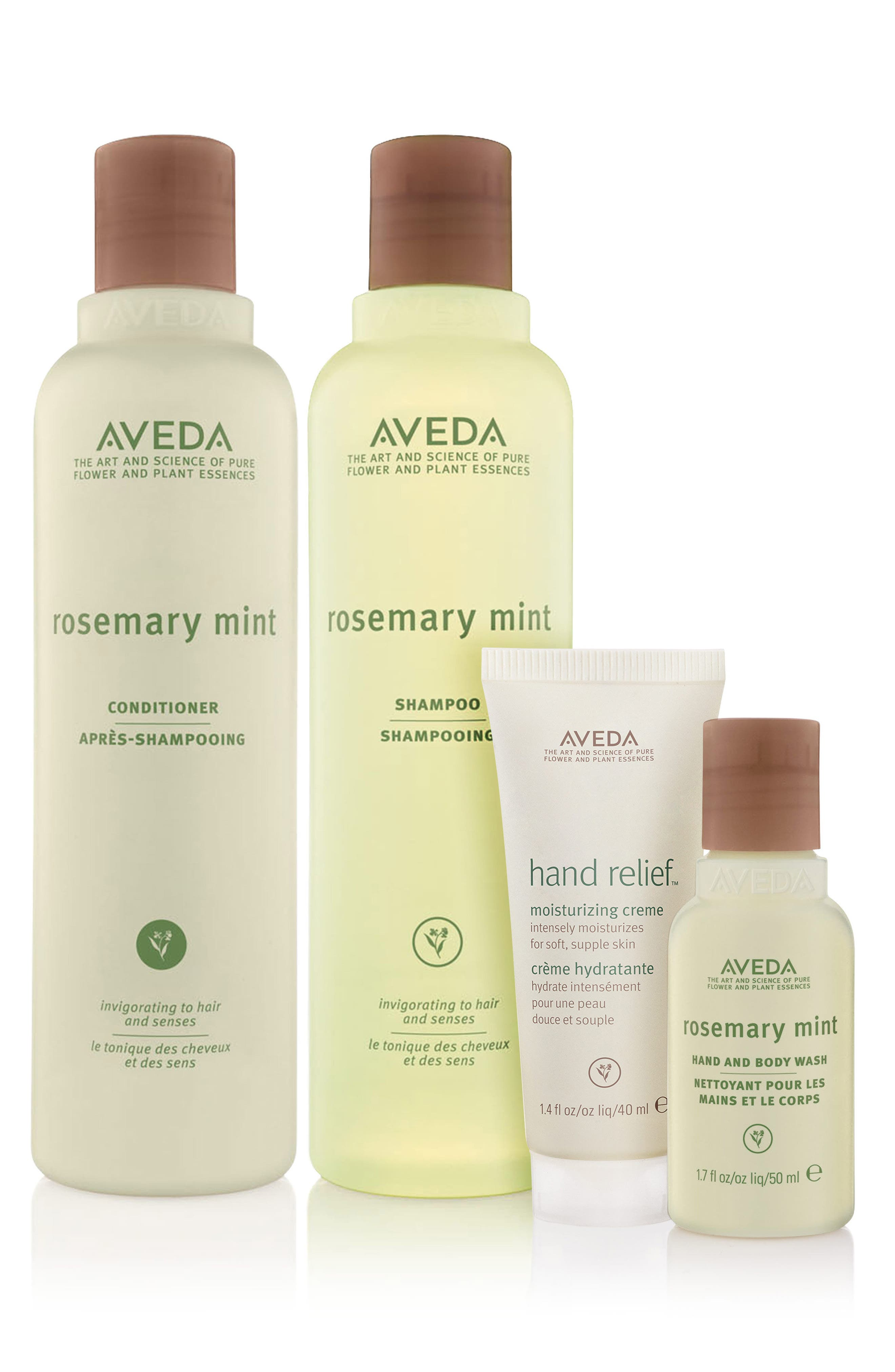 Aveda Rosemary Mint Collection ($43 Value)