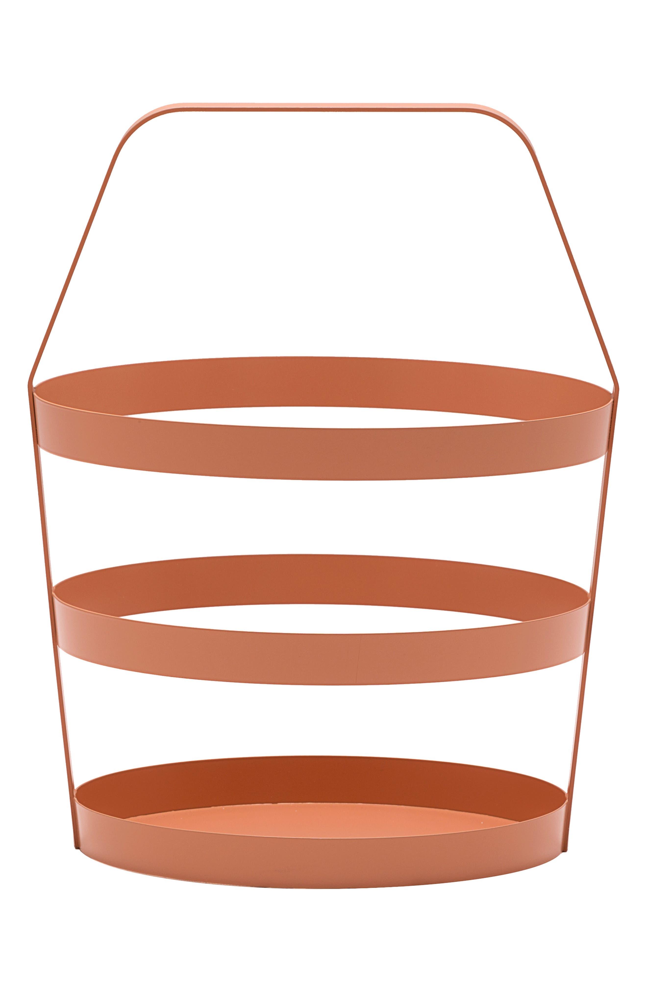 Basket,                         Main,                         color, Pink