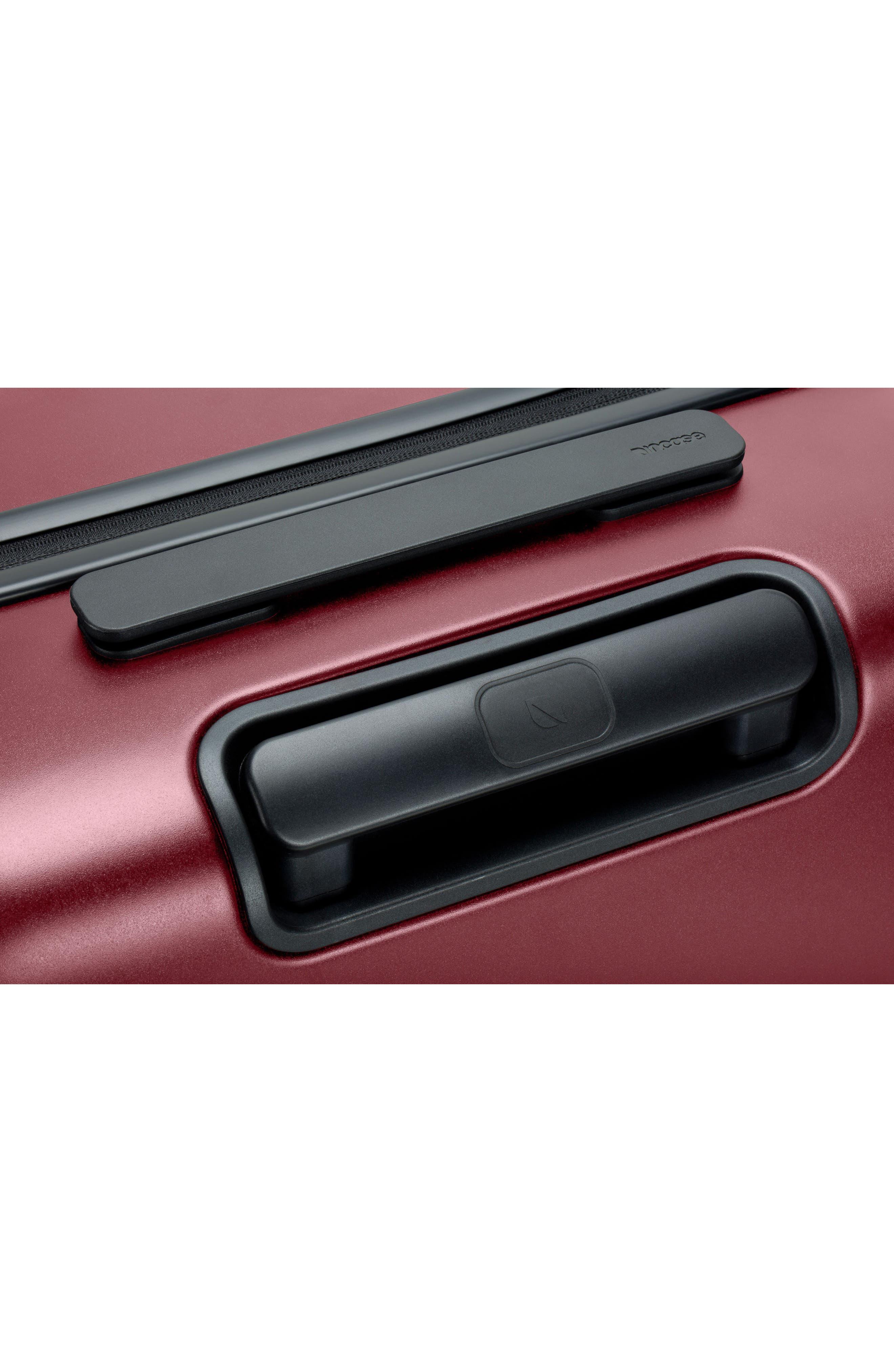 NOVI 31-Inch Hardshell Wheeled Packing Case,                             Alternate thumbnail 9, color,                             Deep Red