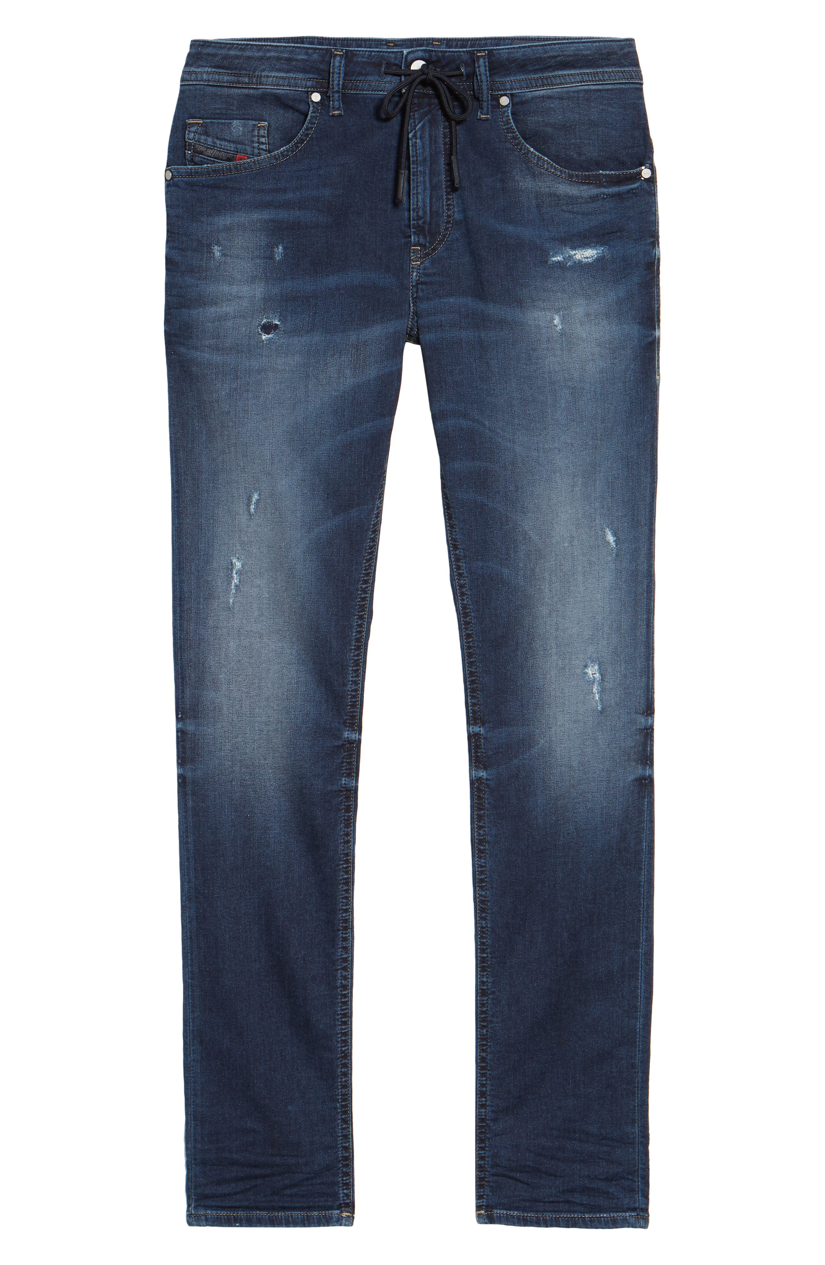 Thommer Slim Fit Jeans,                             Alternate thumbnail 6, color,                             0686W