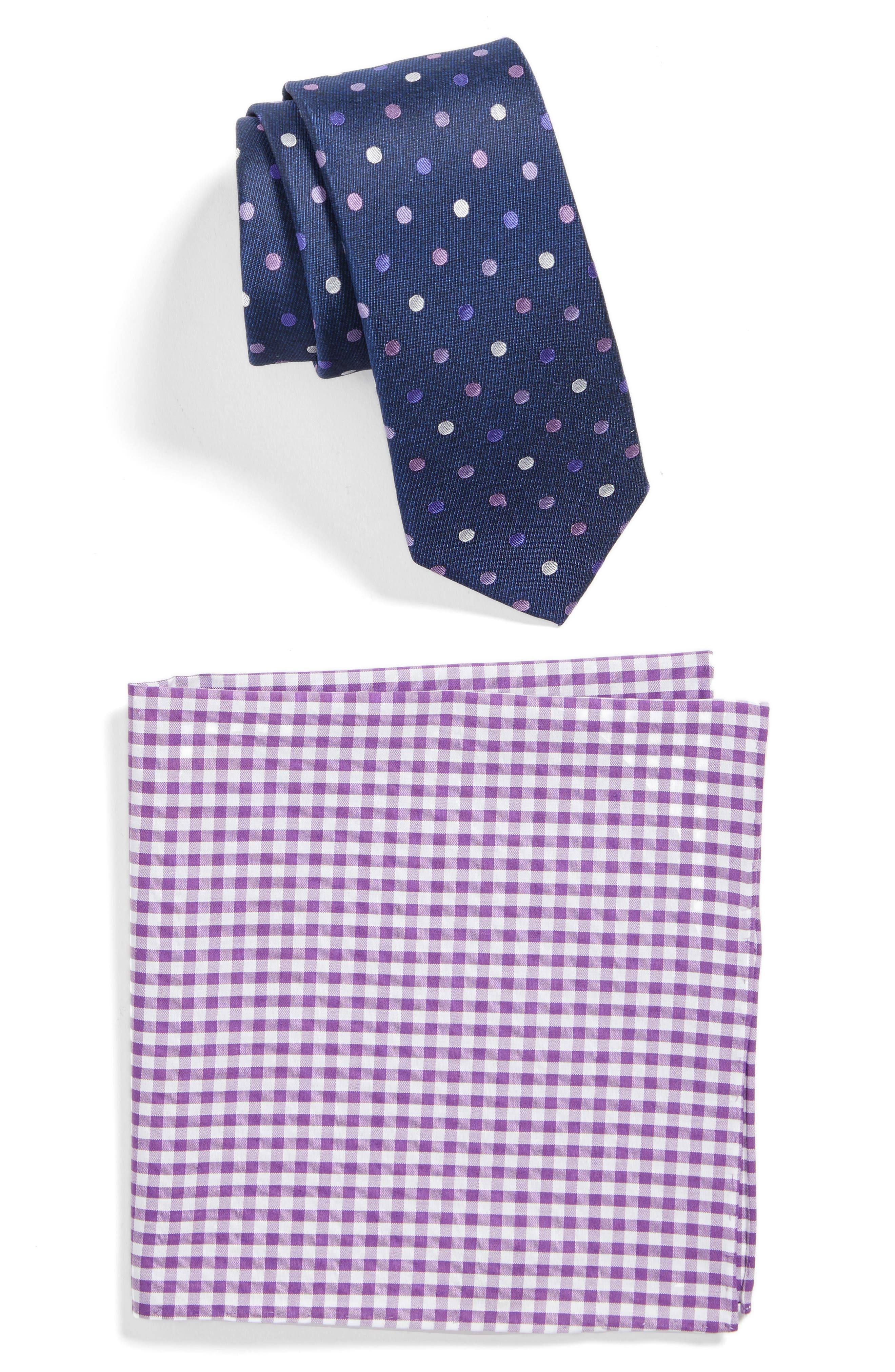 The Tie Bar Spree Dots Style Box
